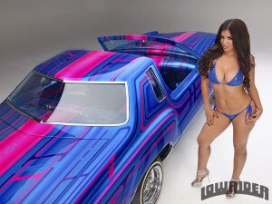 Cover Models Of 2013 Lowrider