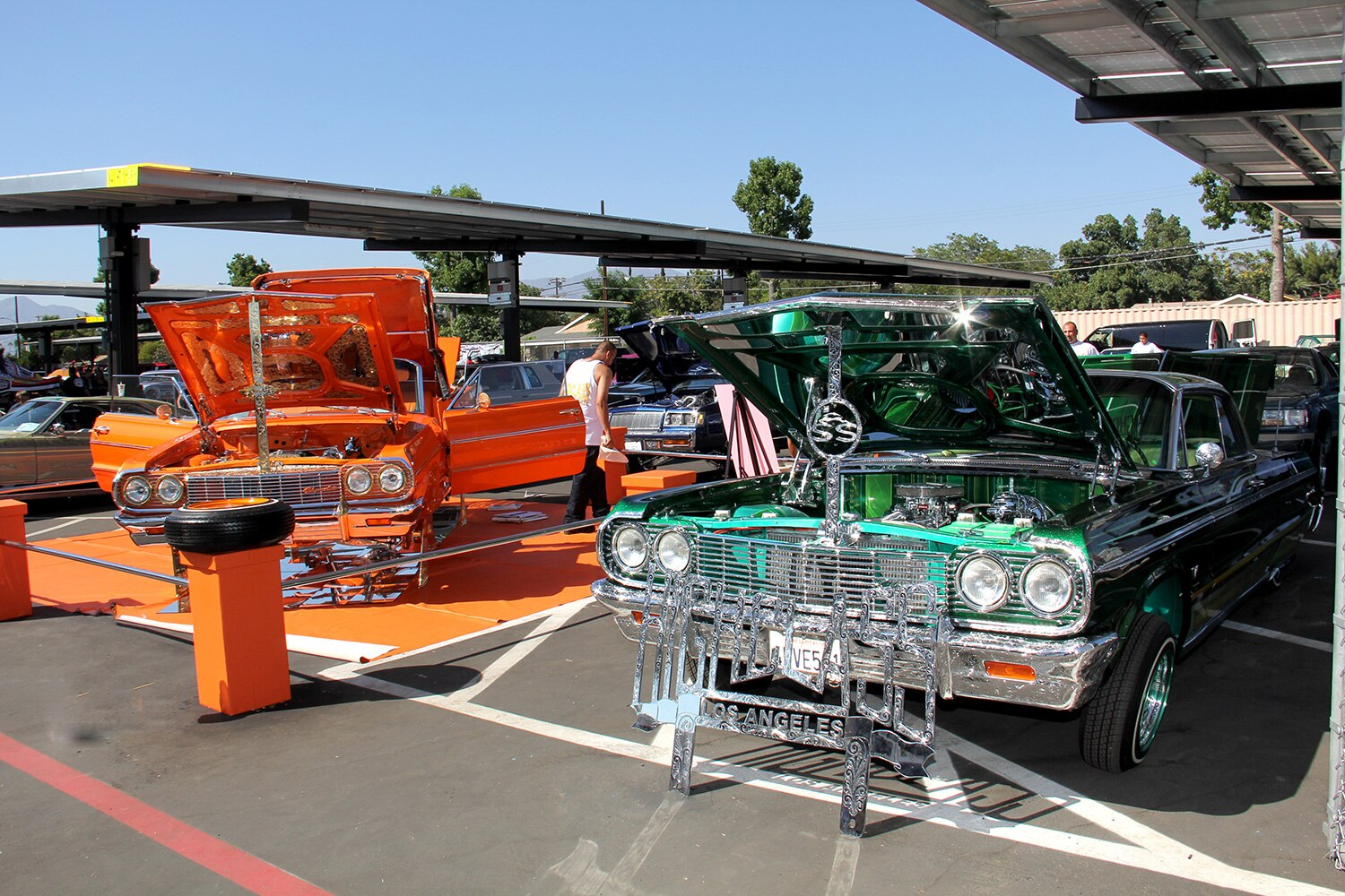 oldies-car-show-and-concert-chevrolet-lowriders-promo