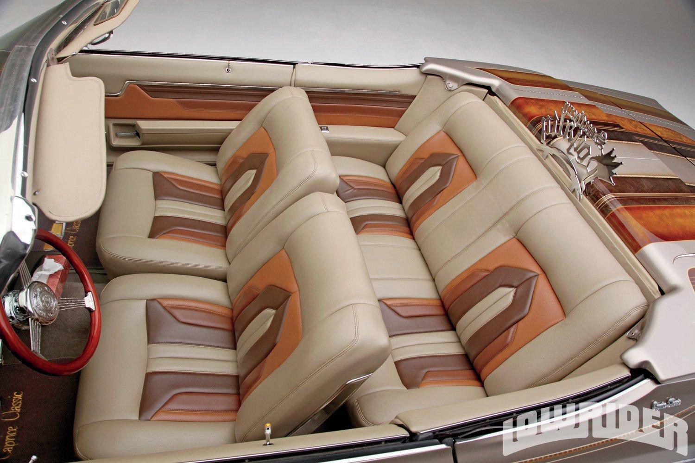 1975 chevrolet caprice convertible lowrider magazine - Custom box chevy caprice interior ...