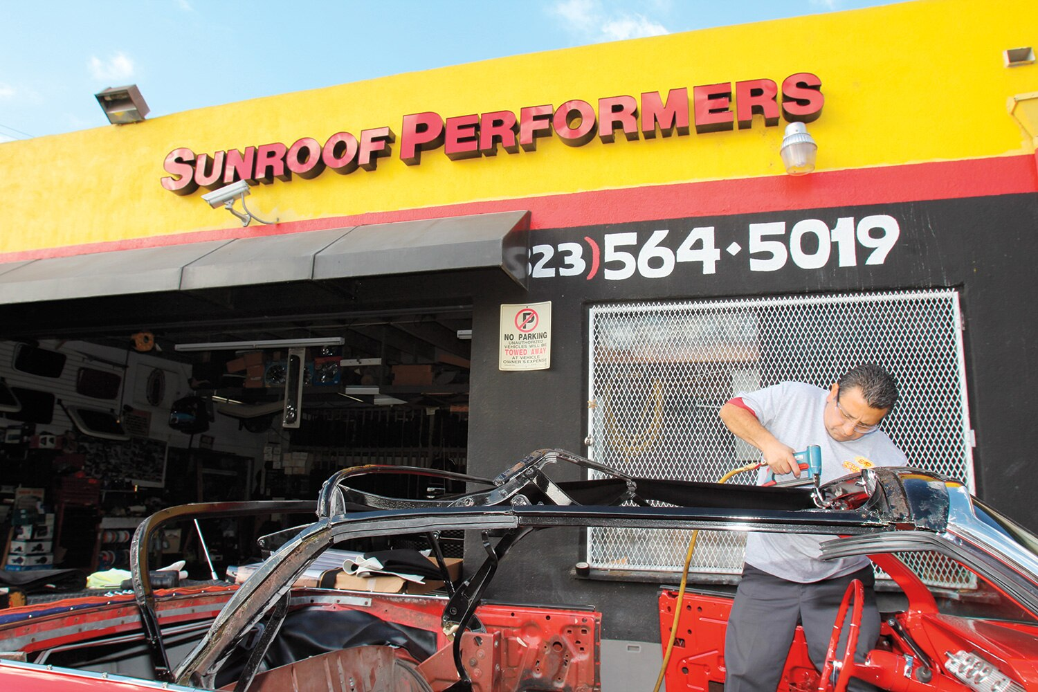 cars-inc-convertible-top-install-sunroof-performers-promo