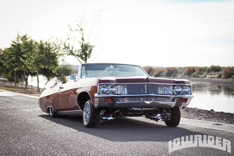 Chevrolet Impala 2018 >> 1970 Chevrolet Impala Convertible - The Mohave '70 - Lowrider Magazine