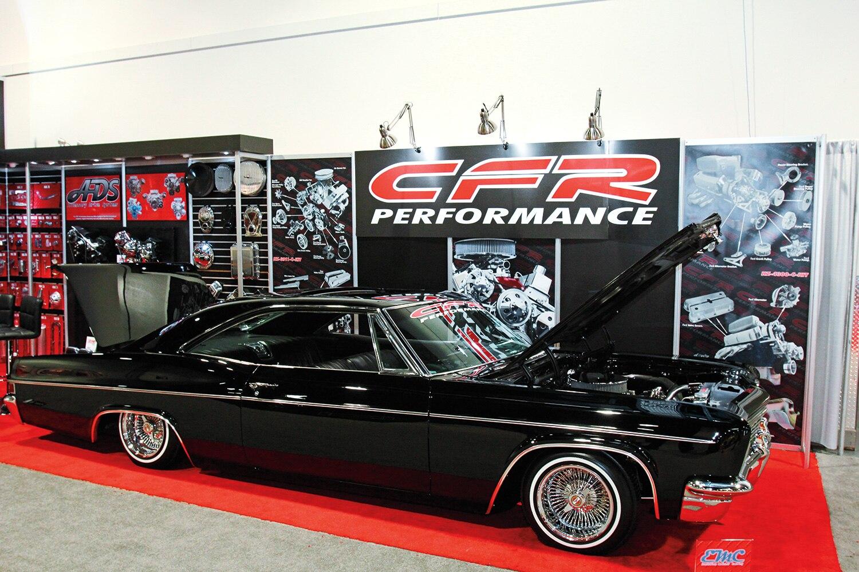 2013-SEMA-show-CFR-performance-lowrider-promo