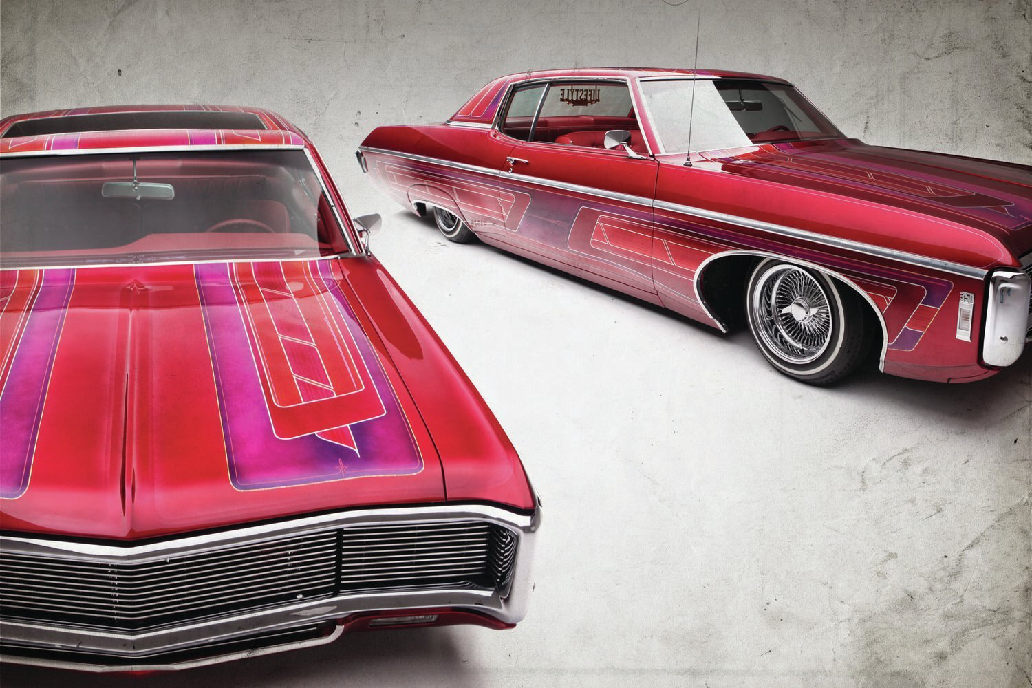 1969-chevrolet-caprice-and-1968-impala-paranoid-collage1
