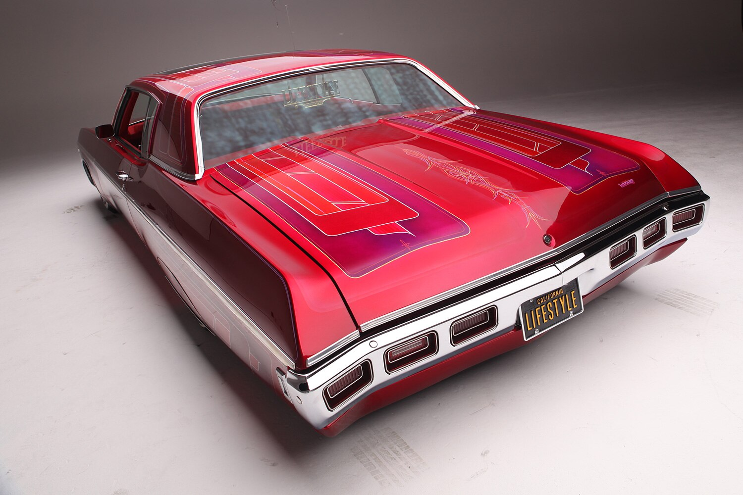 1969 Chevrolet Caprice and 1968 Impala - Products Of The ...