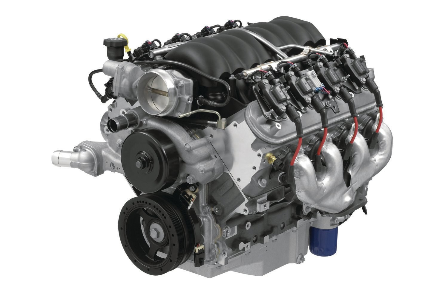 <center>GM LS3 Engine</center>