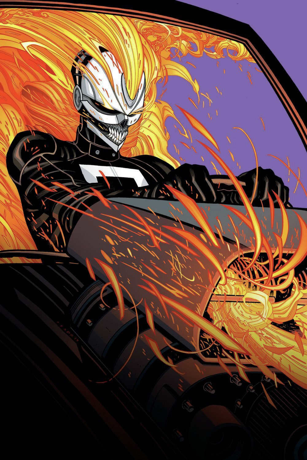 ghost rider reviews previews comics