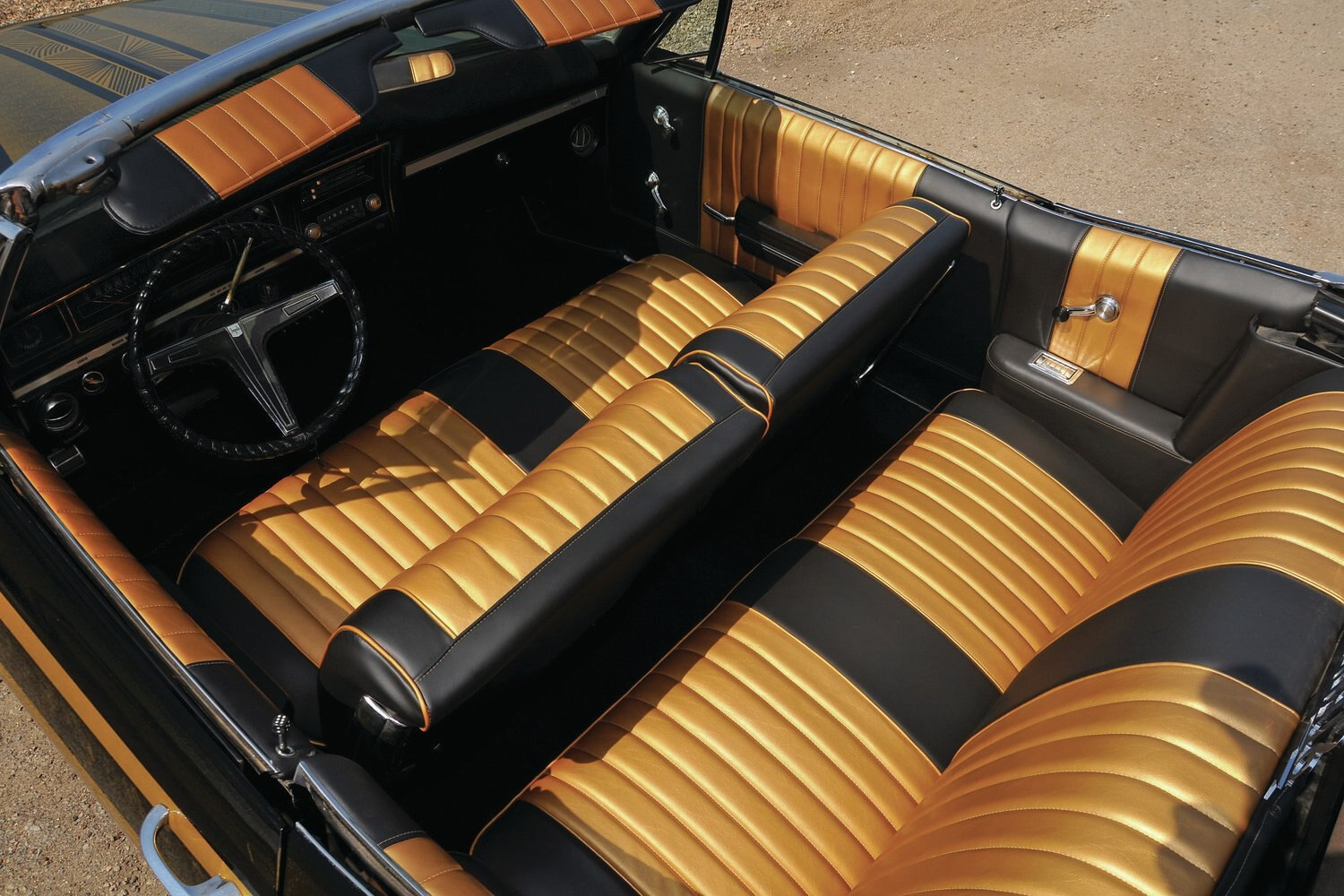 1968 chevrolet impala lethal weapon. Black Bedroom Furniture Sets. Home Design Ideas