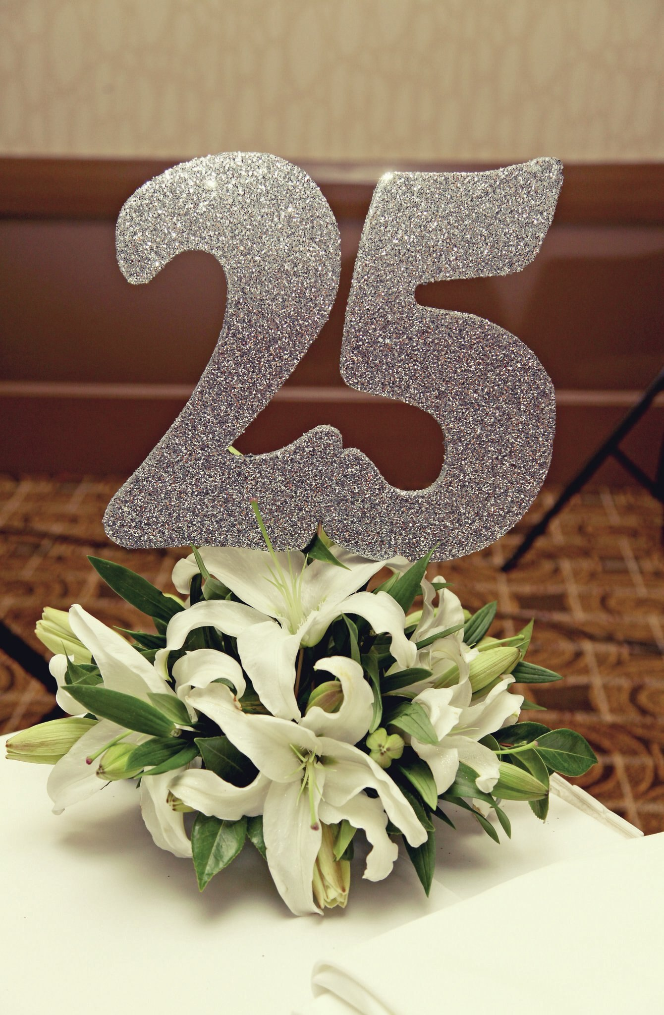DeAquellas OC 25th Anniversary Flower Arrangements 12
