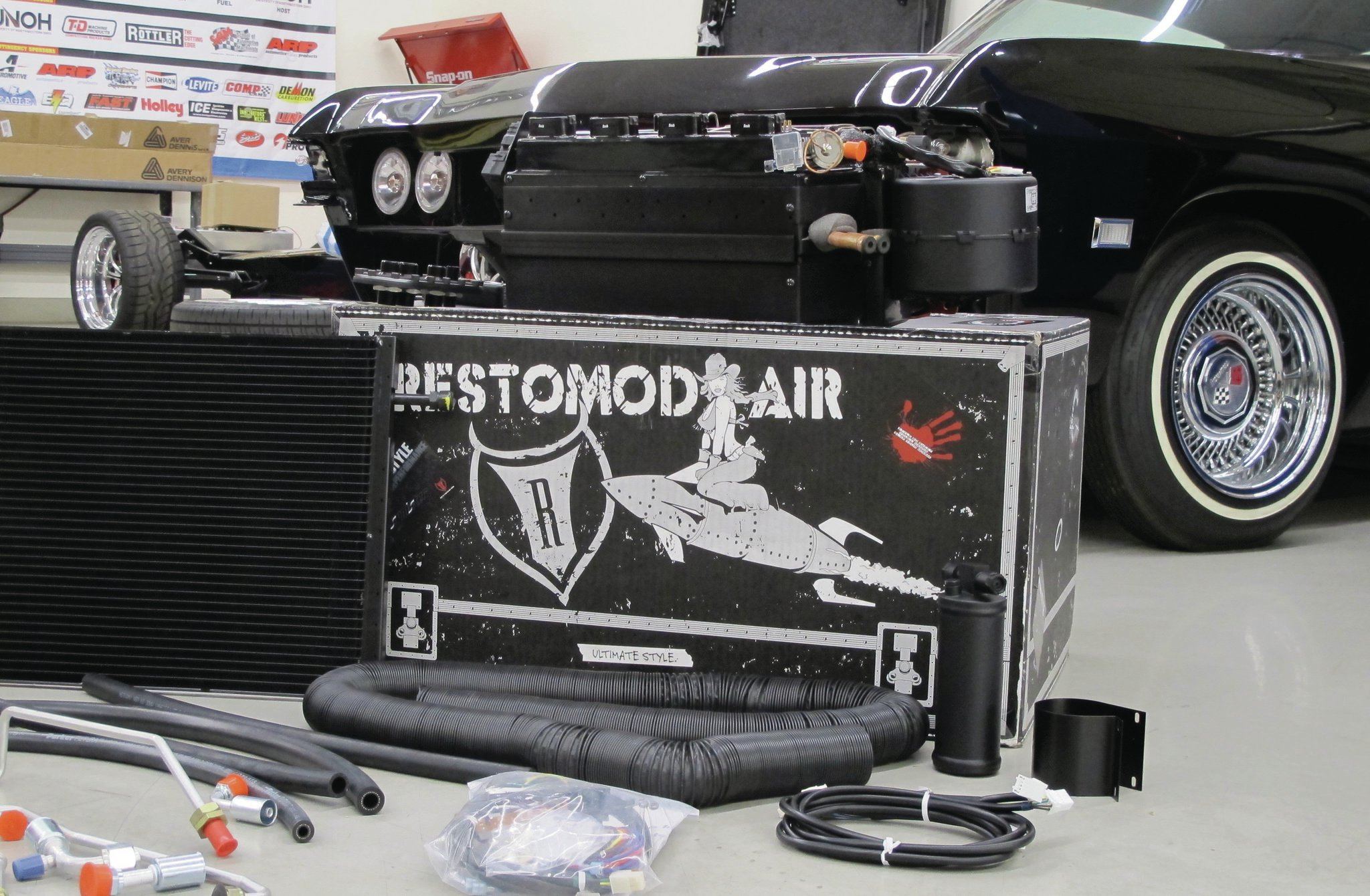 restomod-air-AC-system-install-011