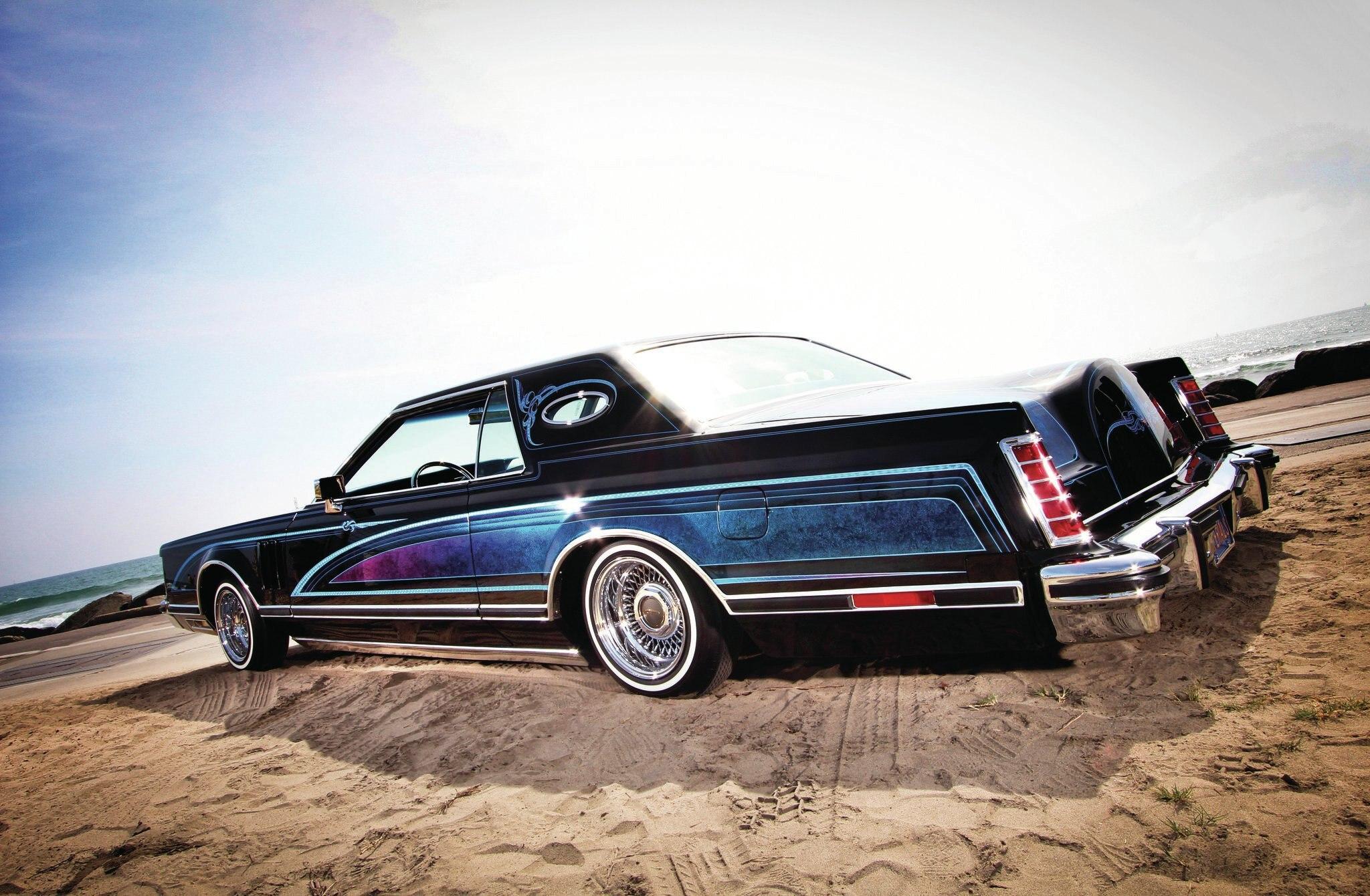 1979 Lincoln Mark V Marked Five
