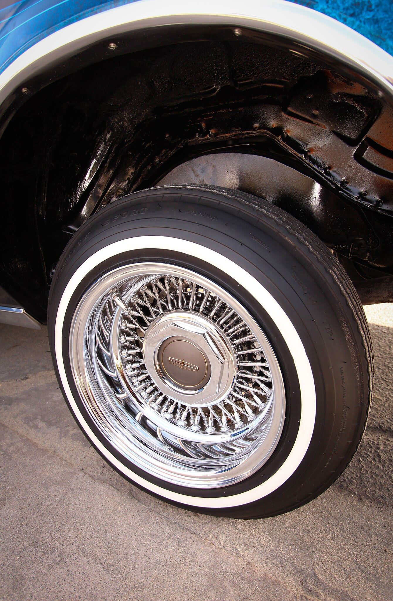 Lowrider Rims And Tires >> 1979 Lincoln Mark V - Marked Five