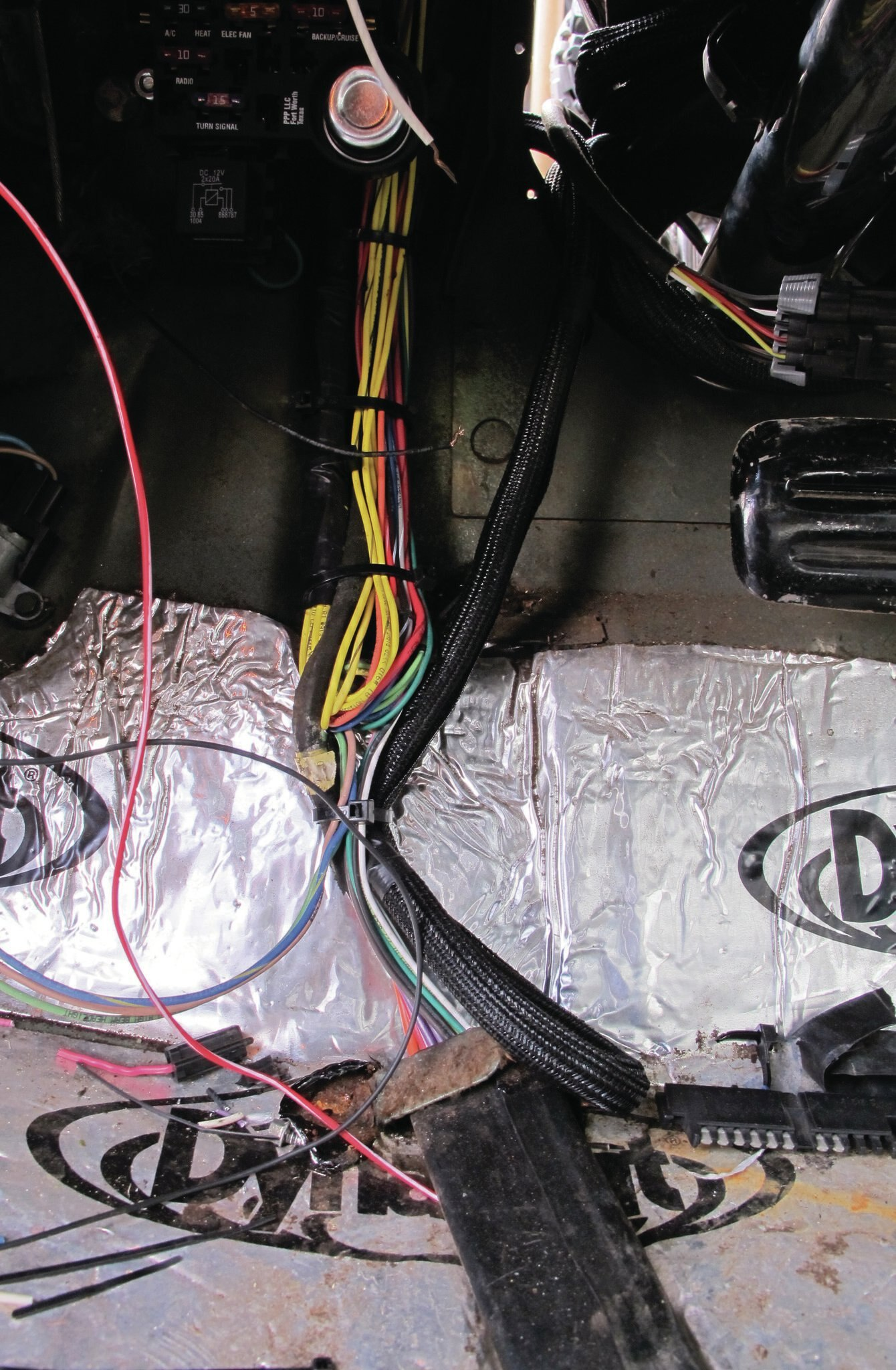painless wiring kit factory harness protectors 10 painless wiring kit a very \