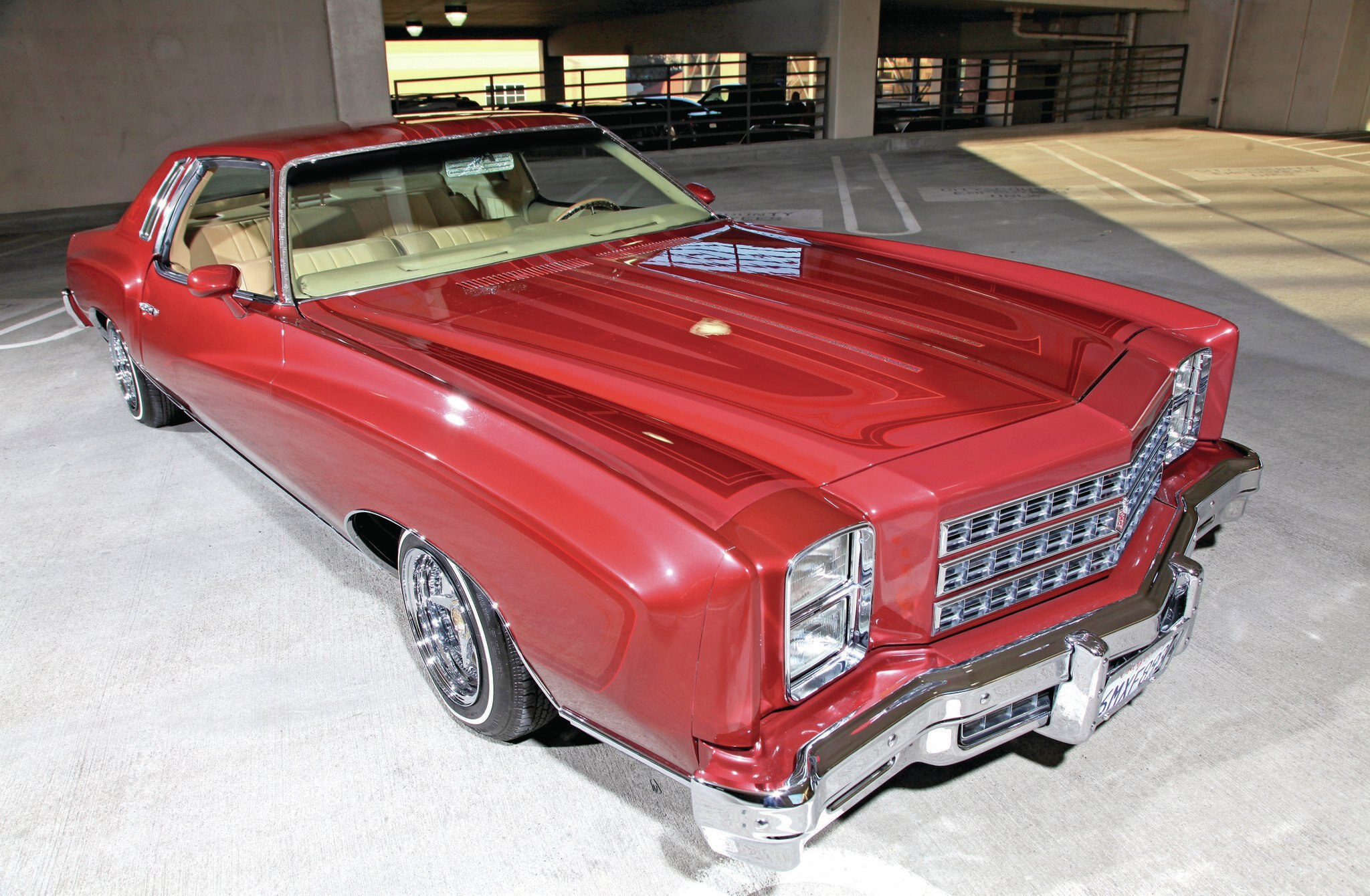 1976 Chevrolet Monte Carlo A General Motors Family Tradition