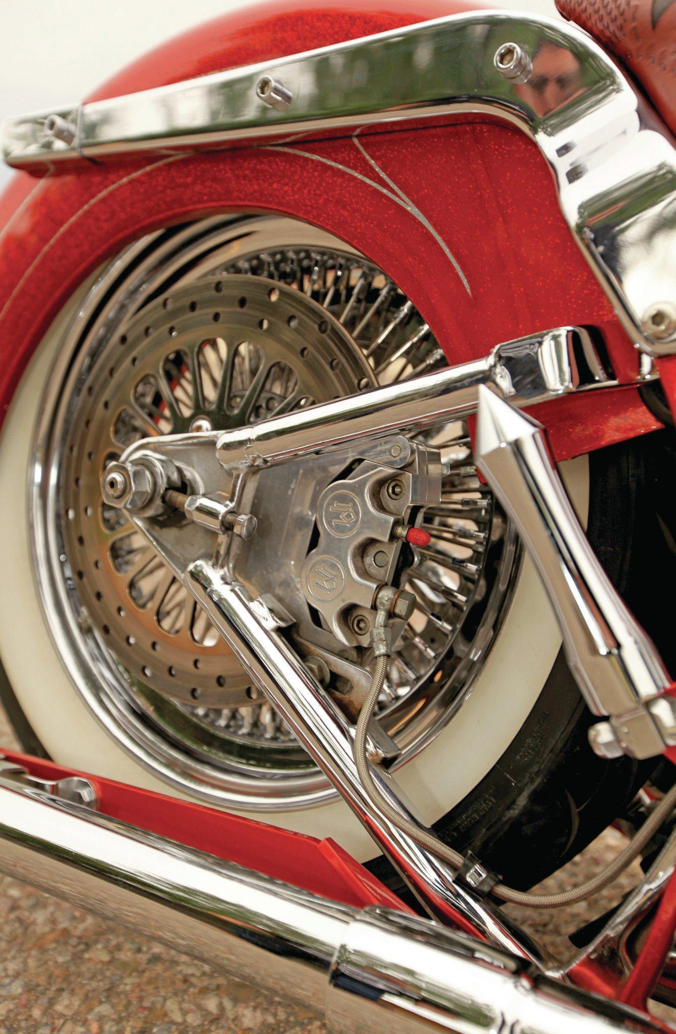 1987 Harley Davidson Softail Man S Ruin