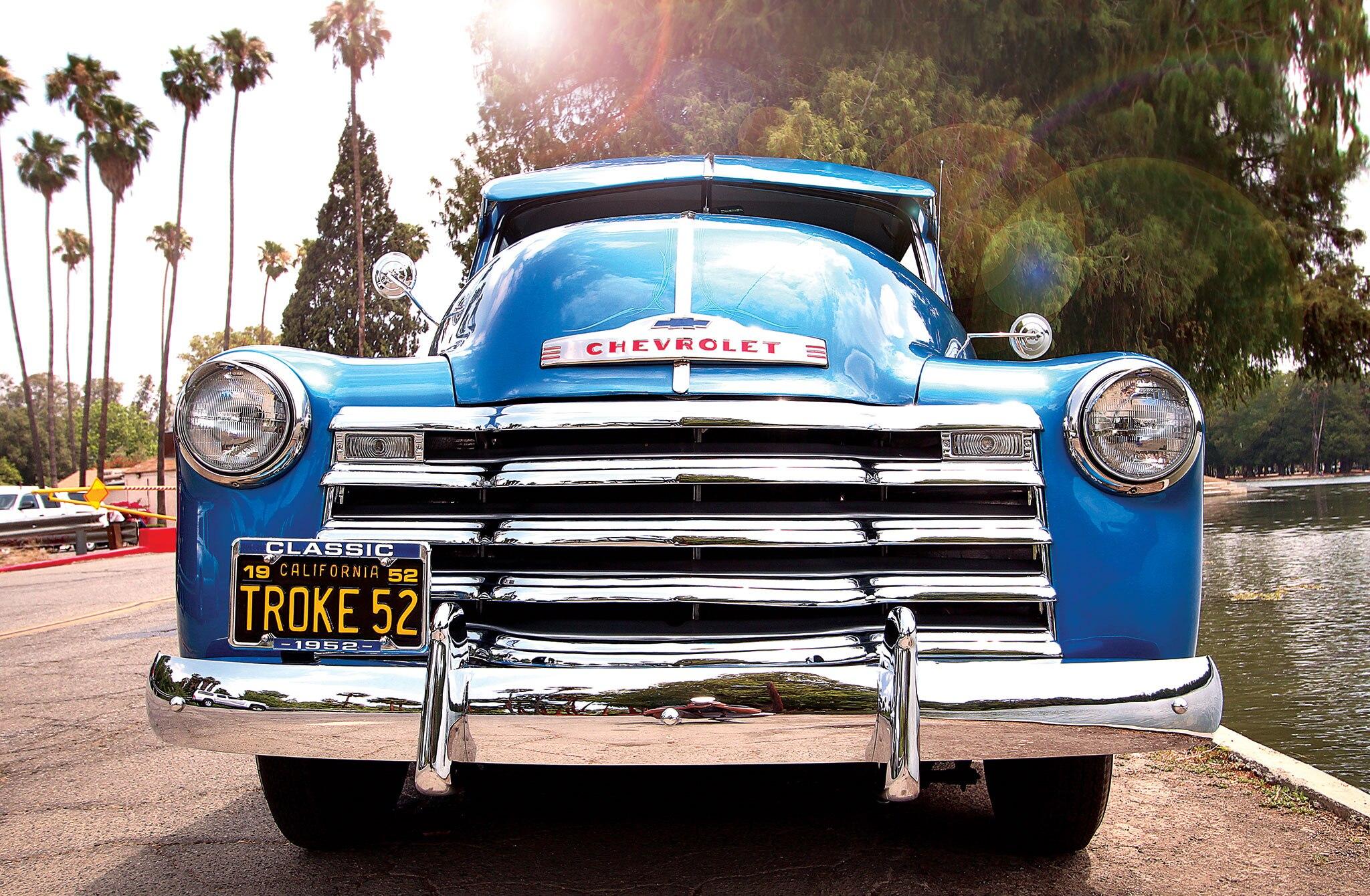 1952 Chevrolet 3100 Pickup Heaven S Girl