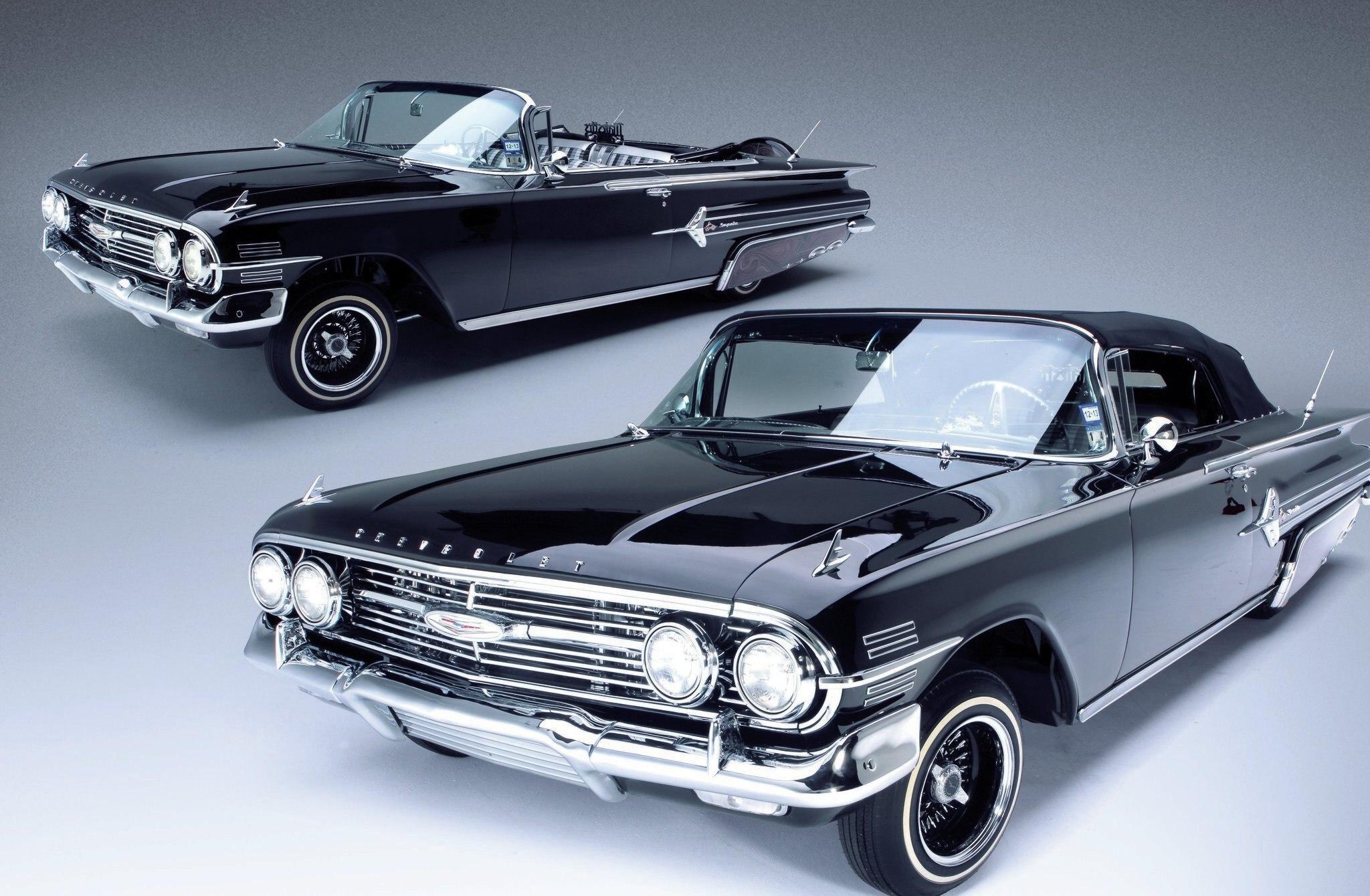 1960 Chevrolet Impala Series - conceptcarz.com
