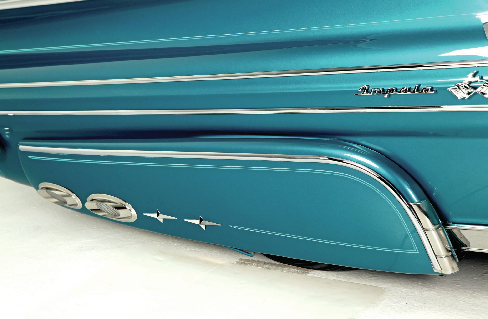 1960 Chevrolet Impala Prestigious 60