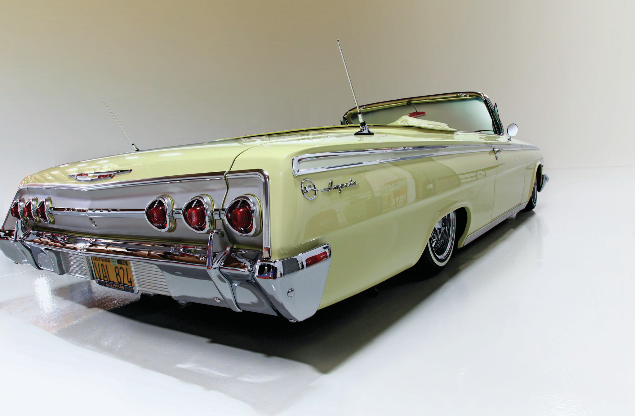 1962 Chevrolet Impala Convertible It Is What It Is Original