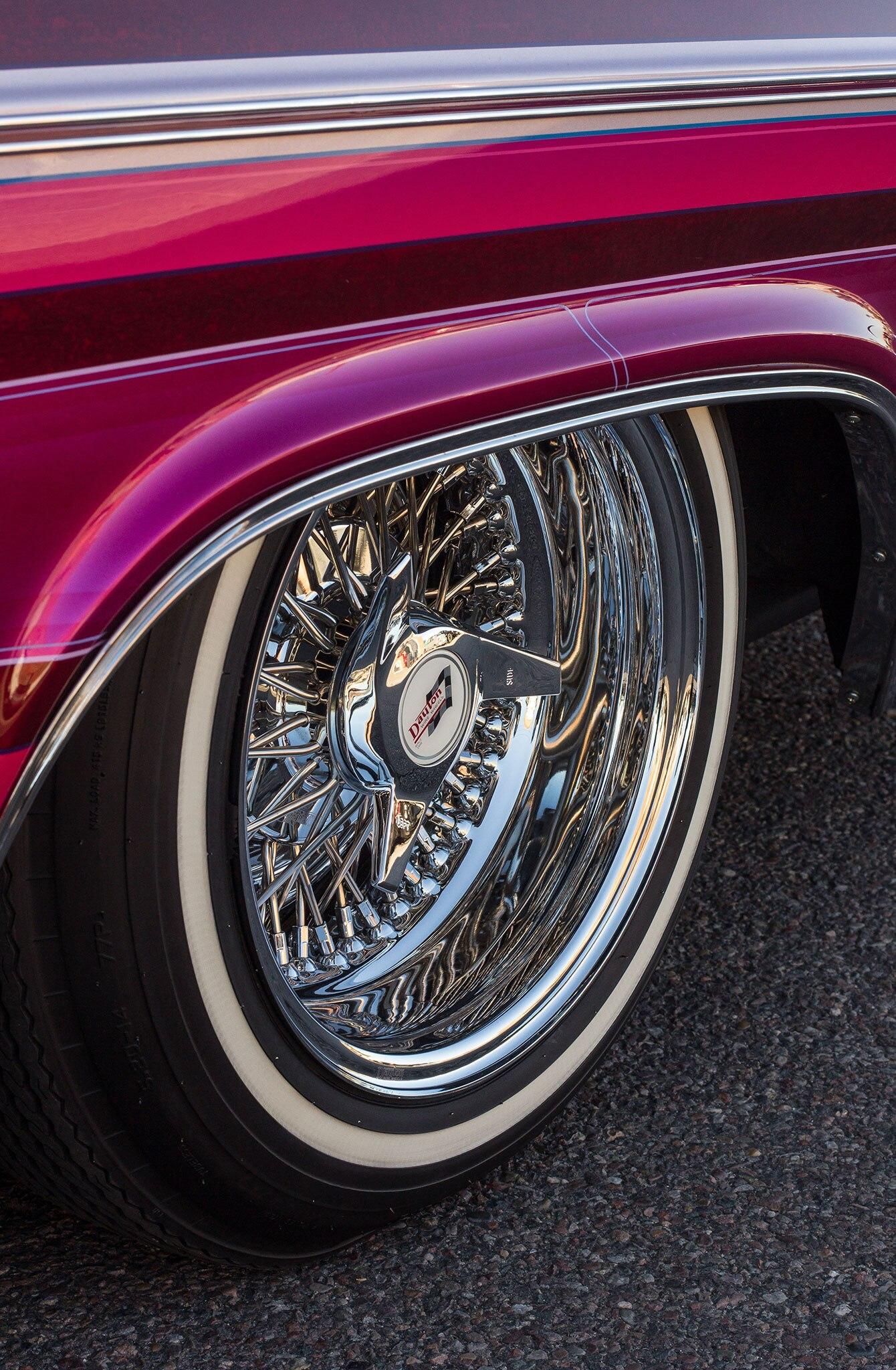 1966 Chevrolet Impala Convertible SS Love Spell