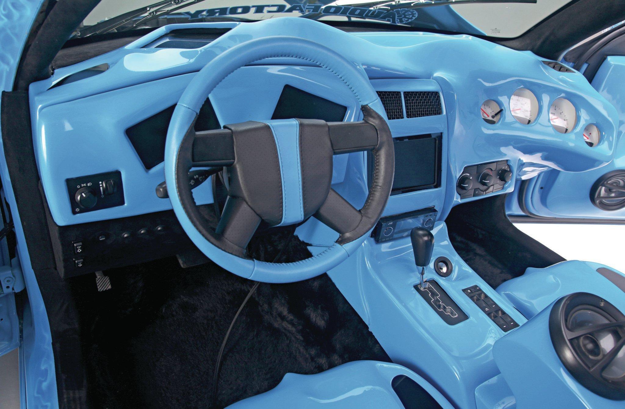 2006 Dodge Charger - Phantom King