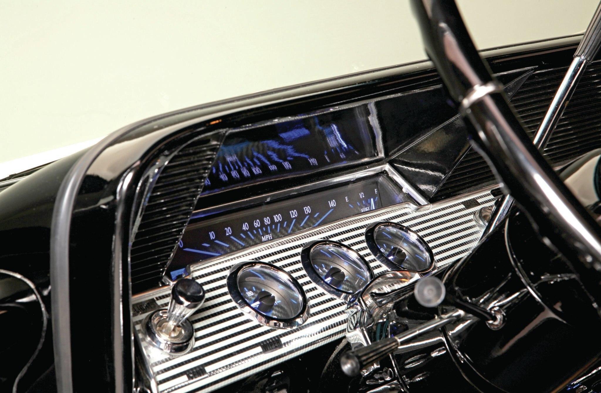 1962 Chevrolet Impala - Black Diamond