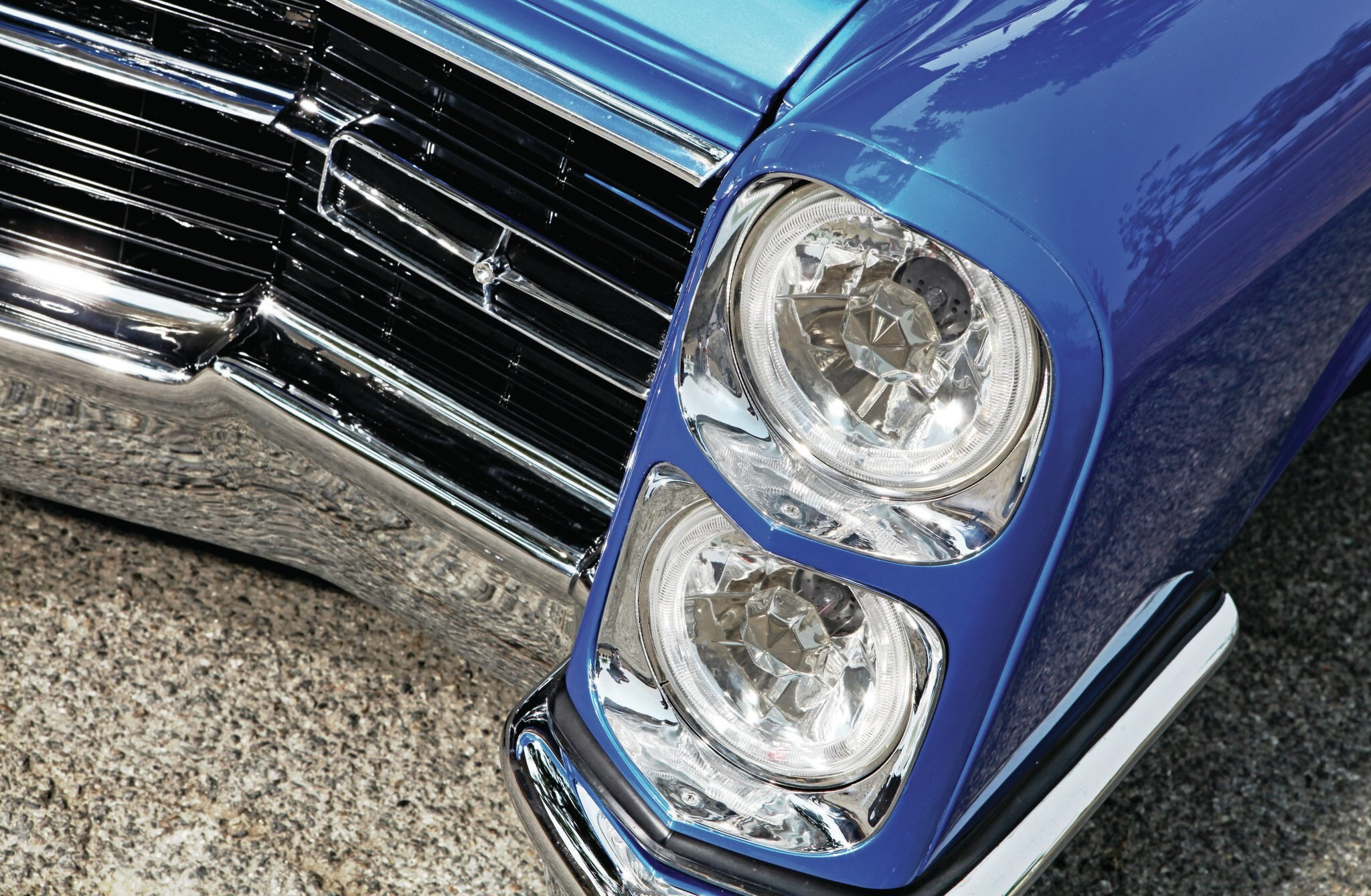 Cadillac Coupe Deville Headlights on 1966 Cadillac Engine Swap