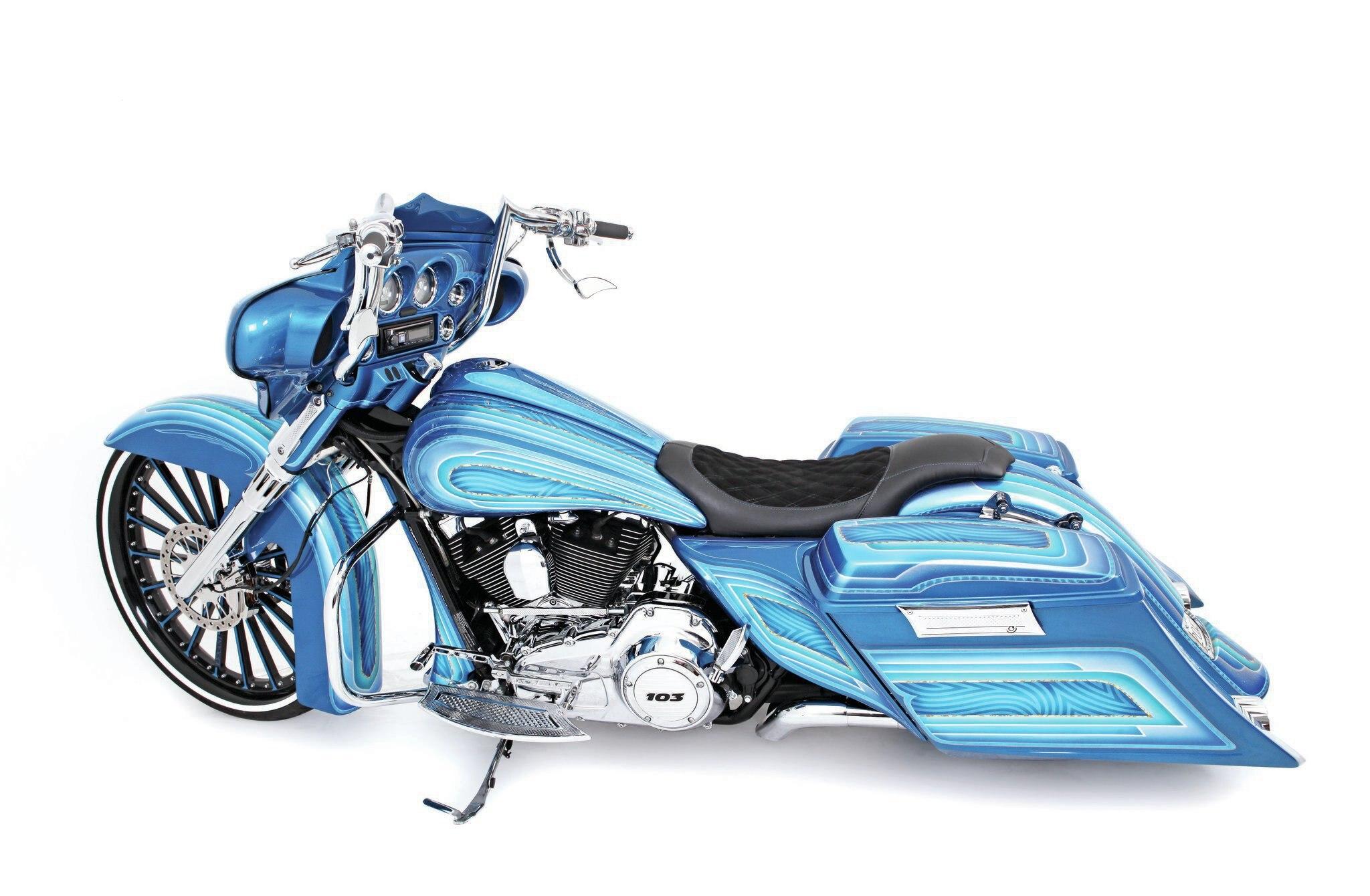 2012 Harley Davidson Street Glide Gangster Glide