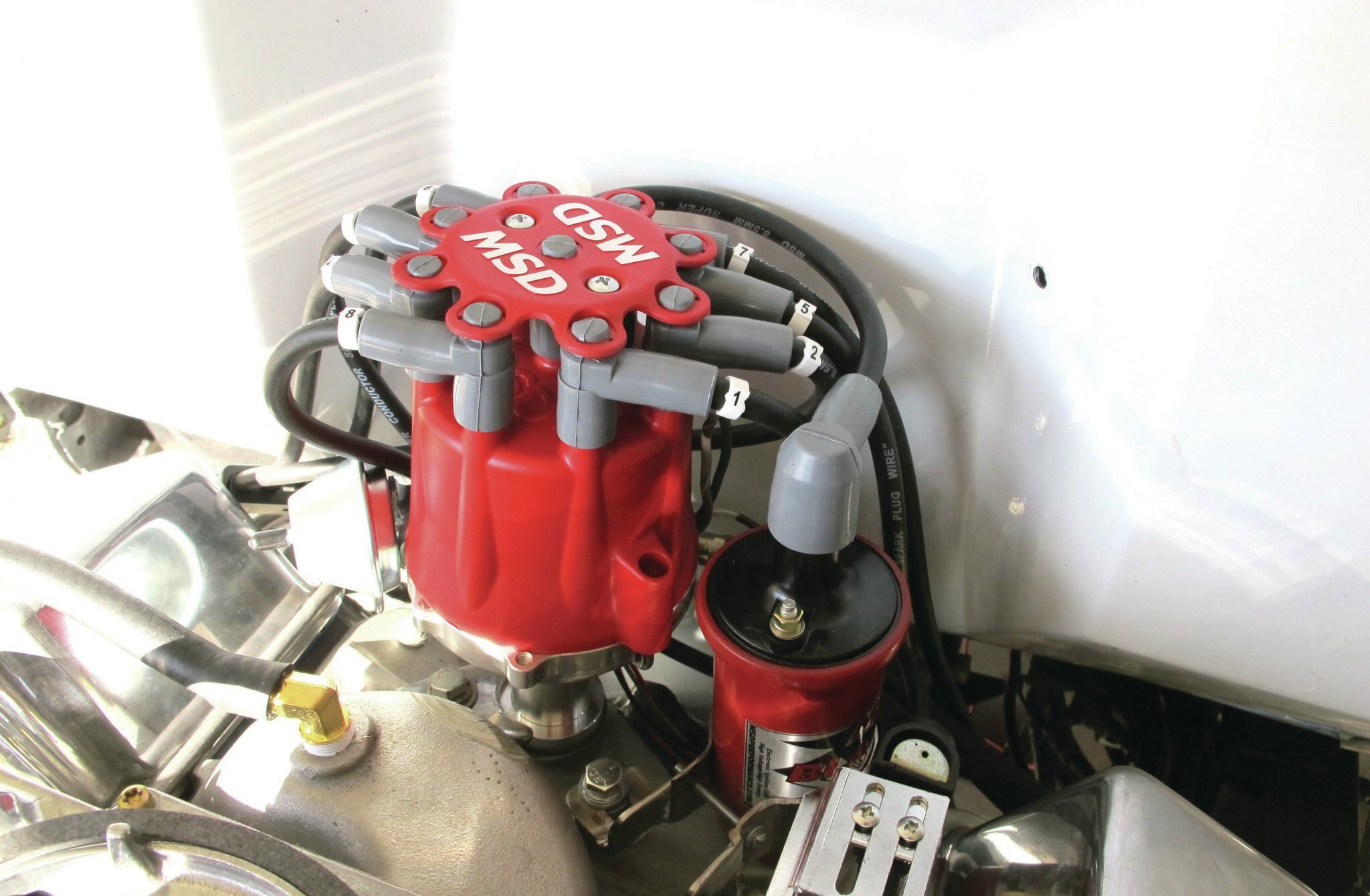 how do you hook up an ignition coil Connect the ignition power from when the relay receives a signal from your vehicle's ignition source, the coil will switch power from the battery to energize the.