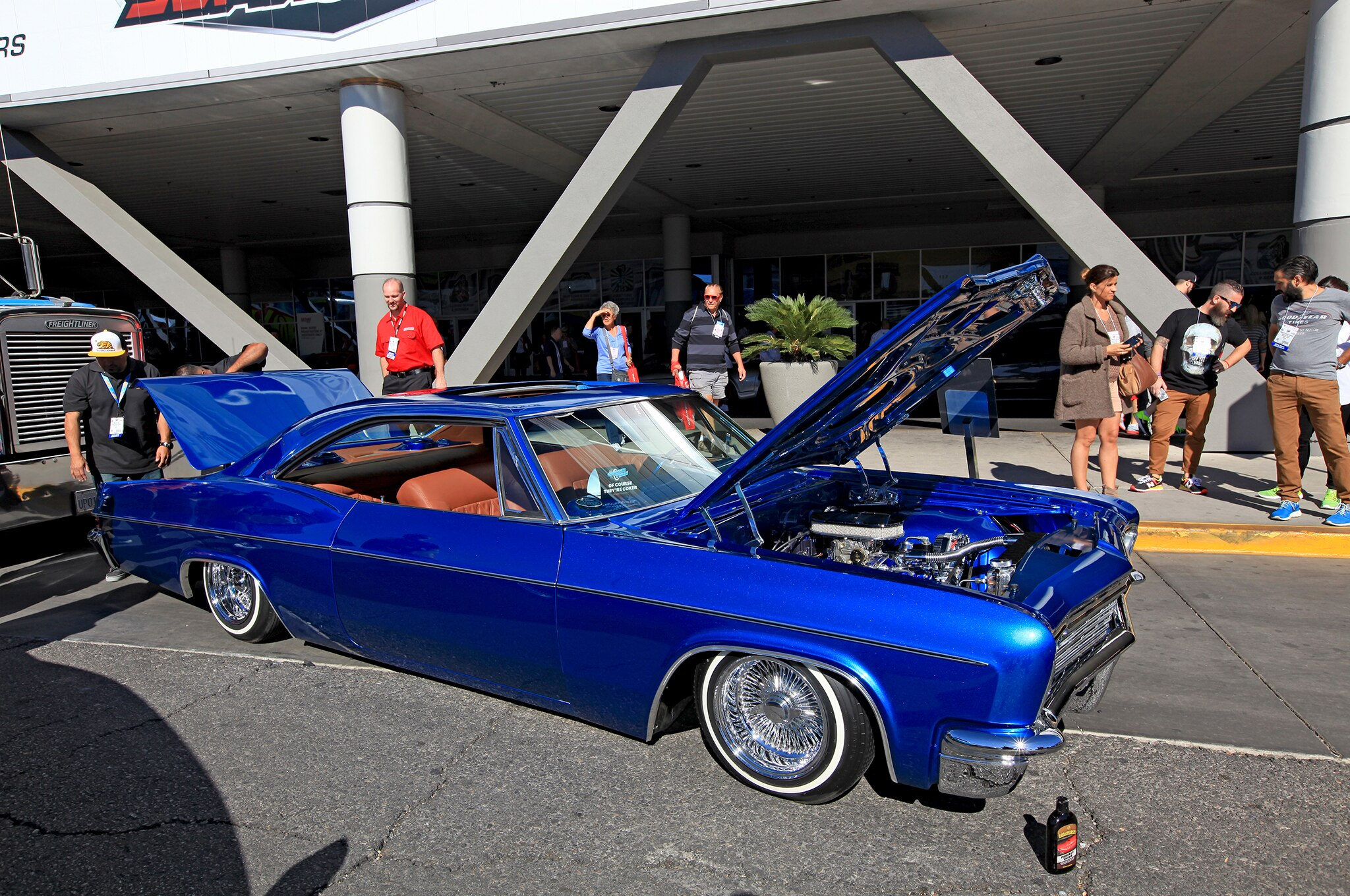 1966 Chevy Impalas All In With Pocket Sixes