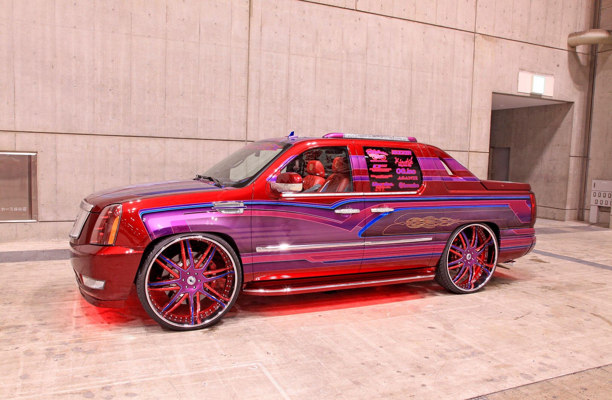 2008 Cadillac Escalade EXT - Play On Playa