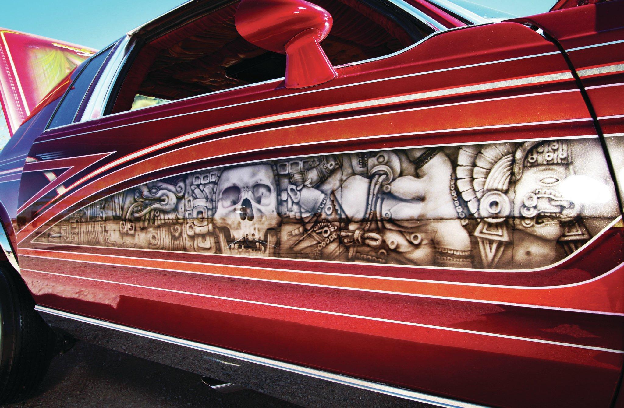 1985 Buick Regal El Rey Azteca El Rey Azteca