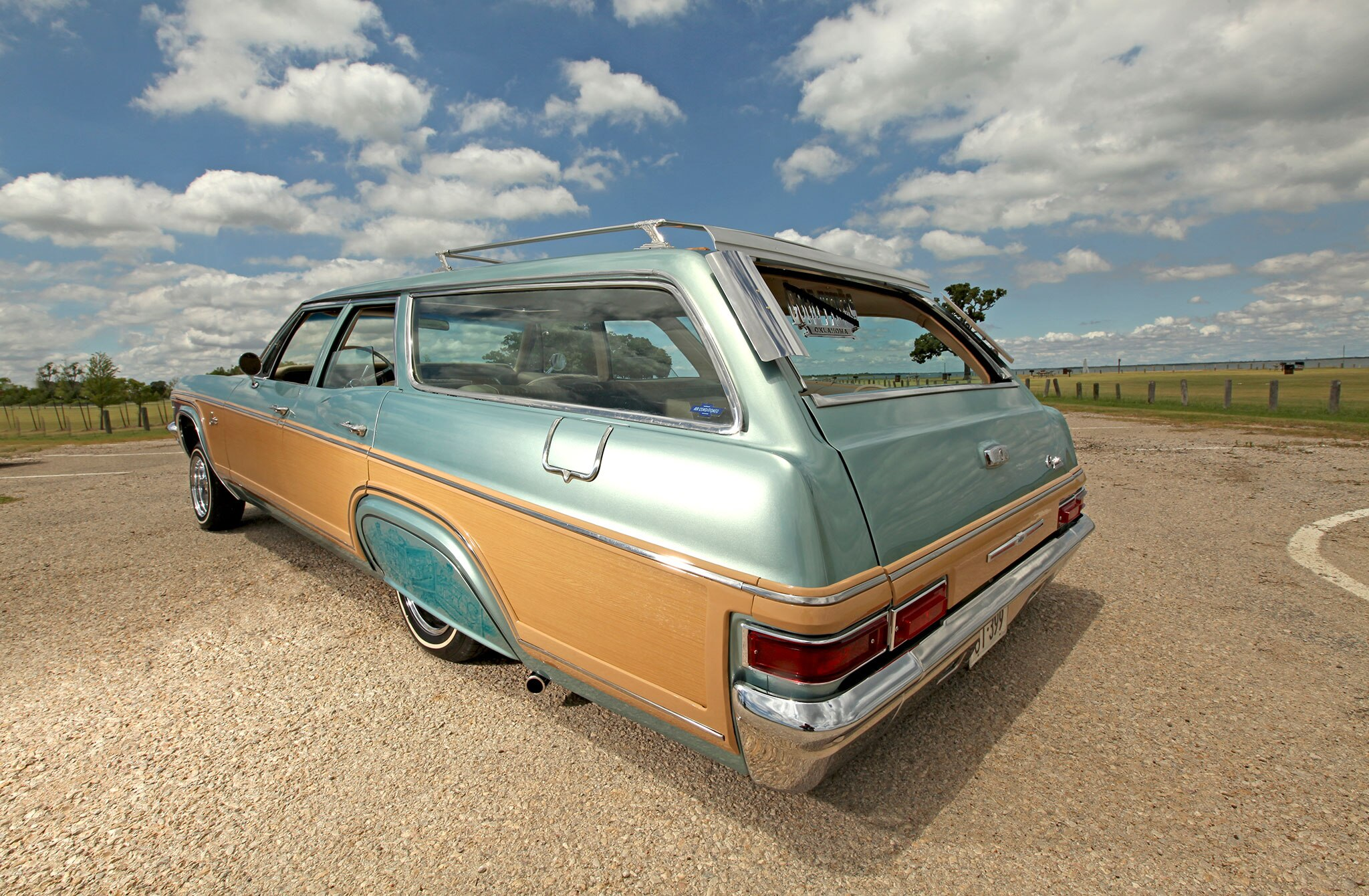 1966 Chevy Caprice Station Wagon   I had just made a ...   1966 Chevrolet Caprice Wagon