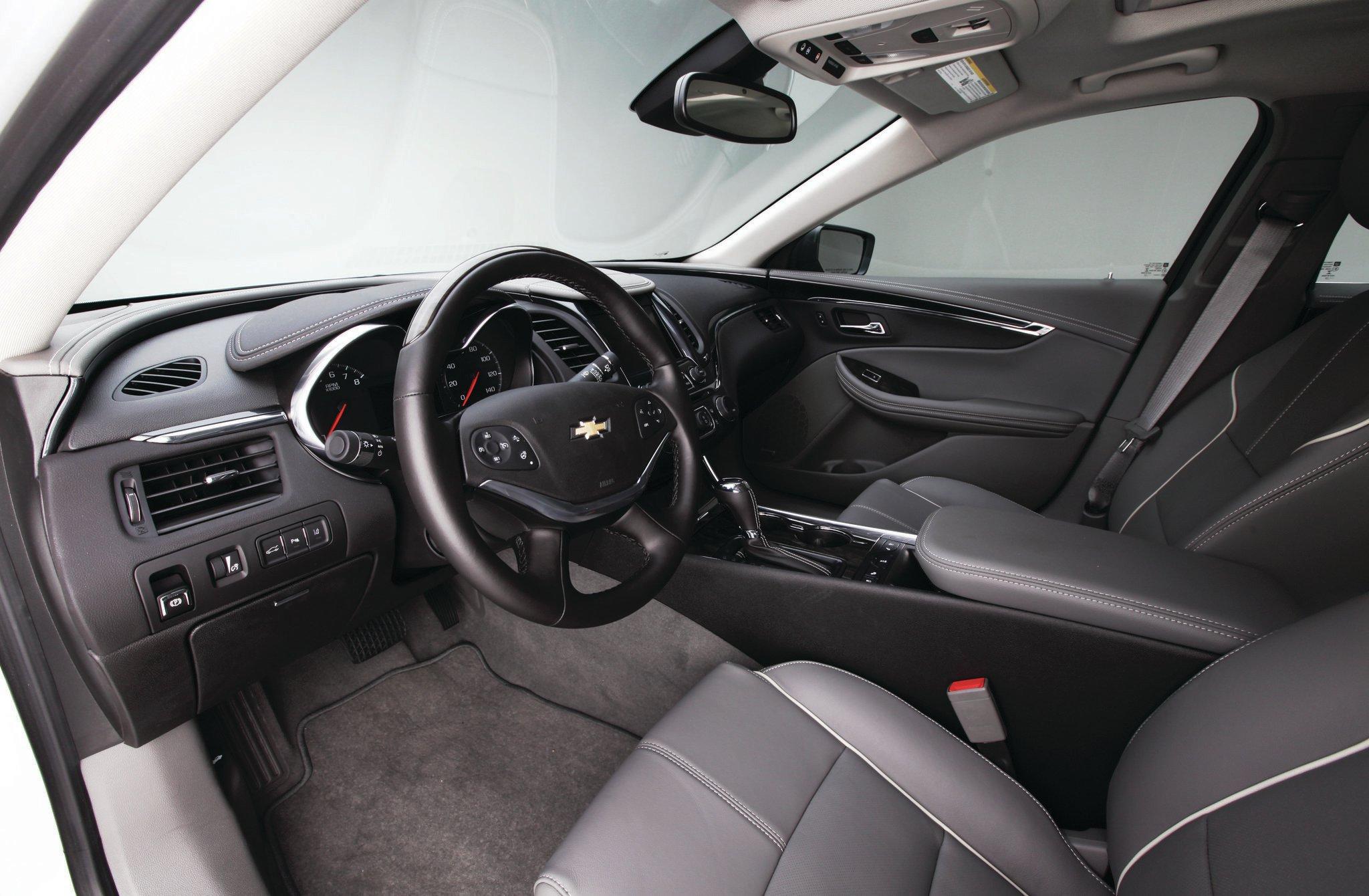 Pinstriping for impala autos post for Chevrolet impala 2015 interior