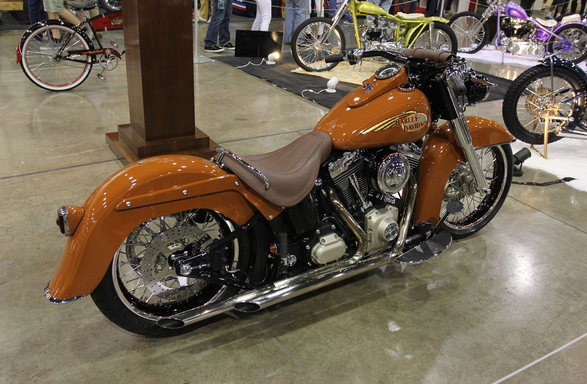 motorcycles of the grand national roadster show lowrider. Black Bedroom Furniture Sets. Home Design Ideas
