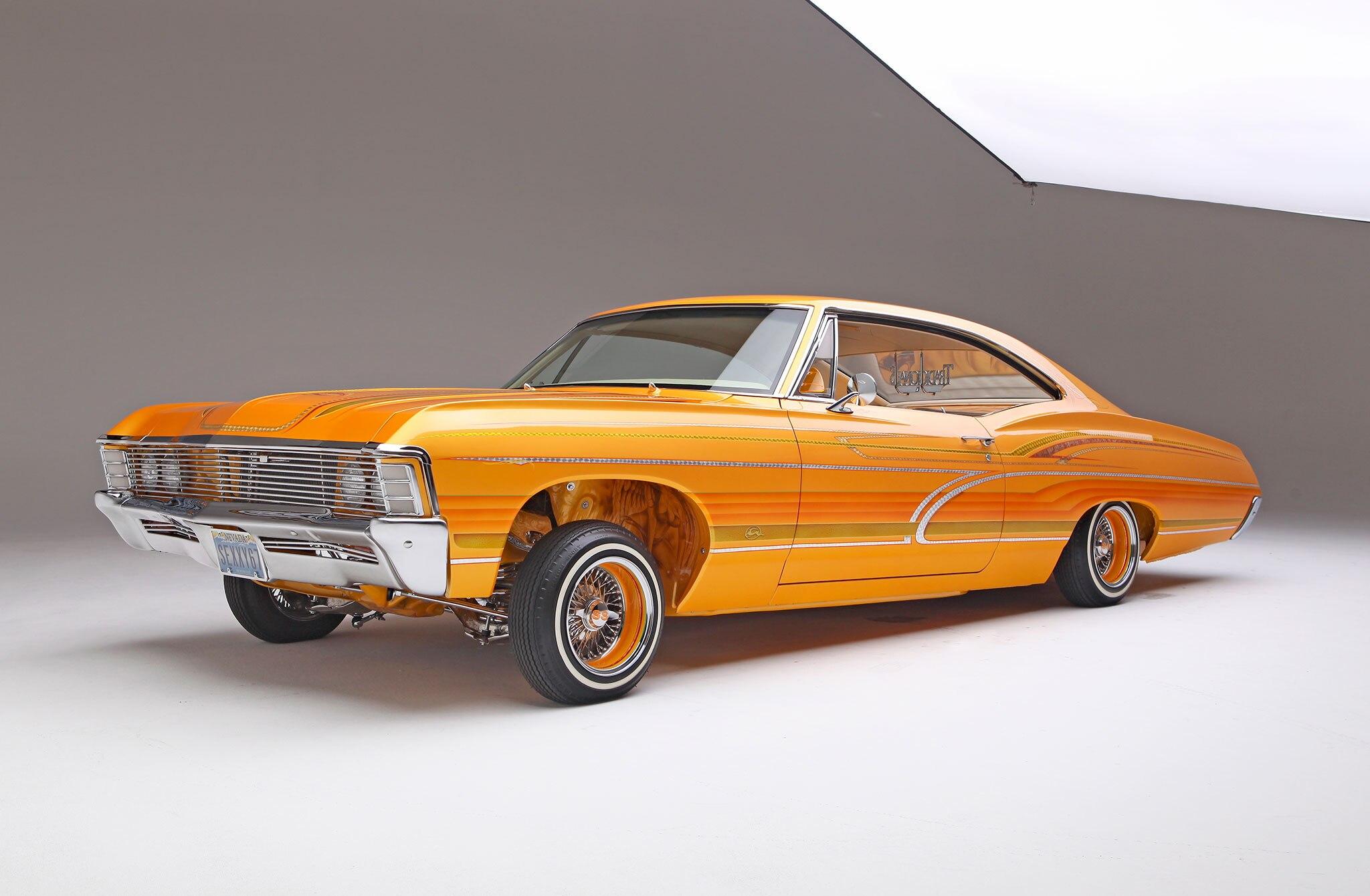 1967 Chevrolet Impala 67th Heaven