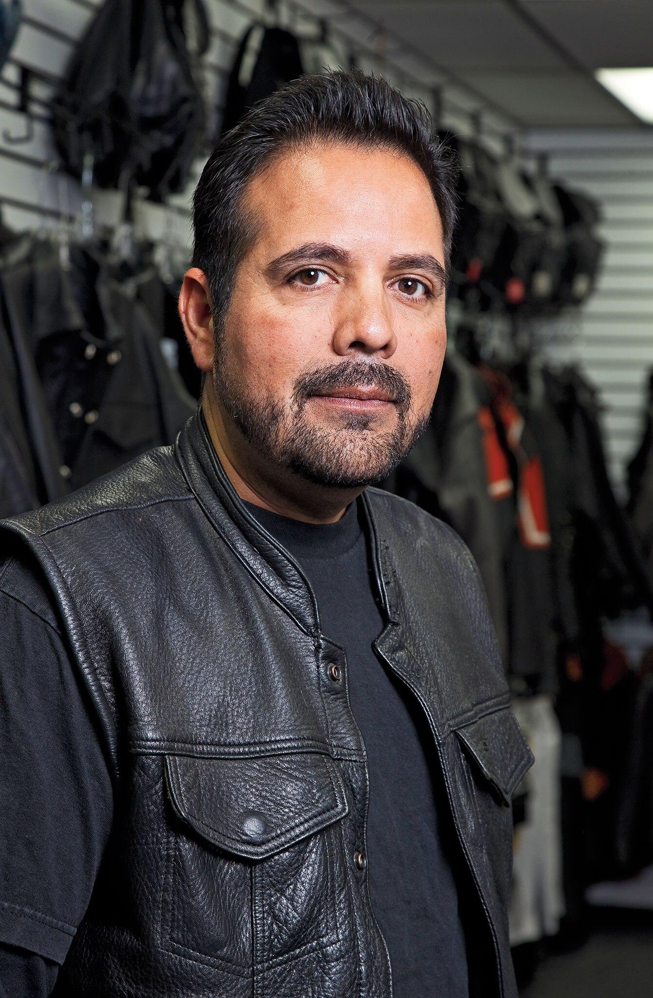 Gilberto Espinoza Amp Espinoza S Leather The Family Vest