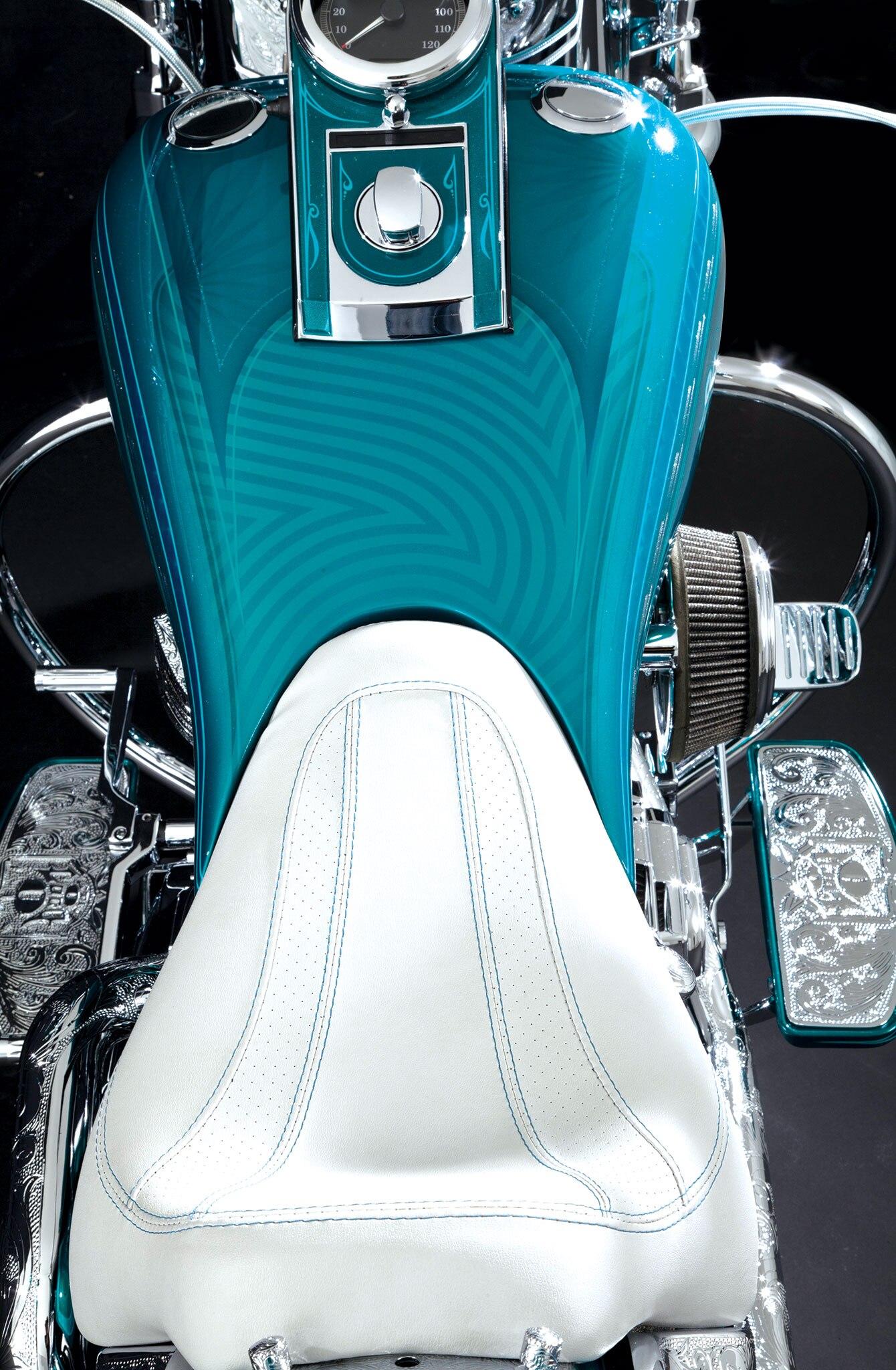 2007 Harley Davidson Heritage Softail Judgement Day