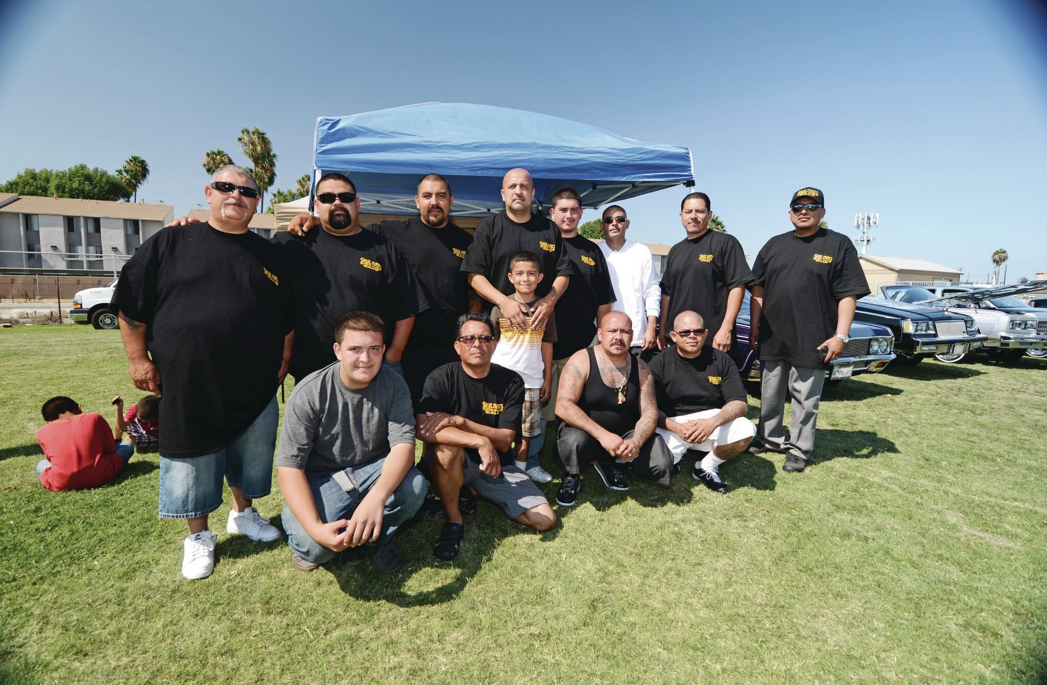 2014 Hawaiian Gardens Imperials Car Club Show