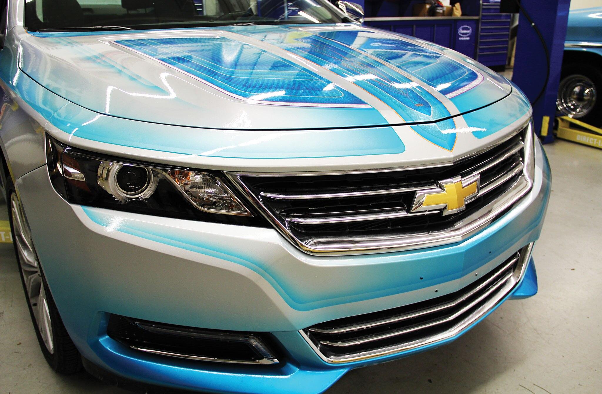 2016 Chevrolet Impala Midnight Edition as well 2015 Chevy Impala LTZ ...