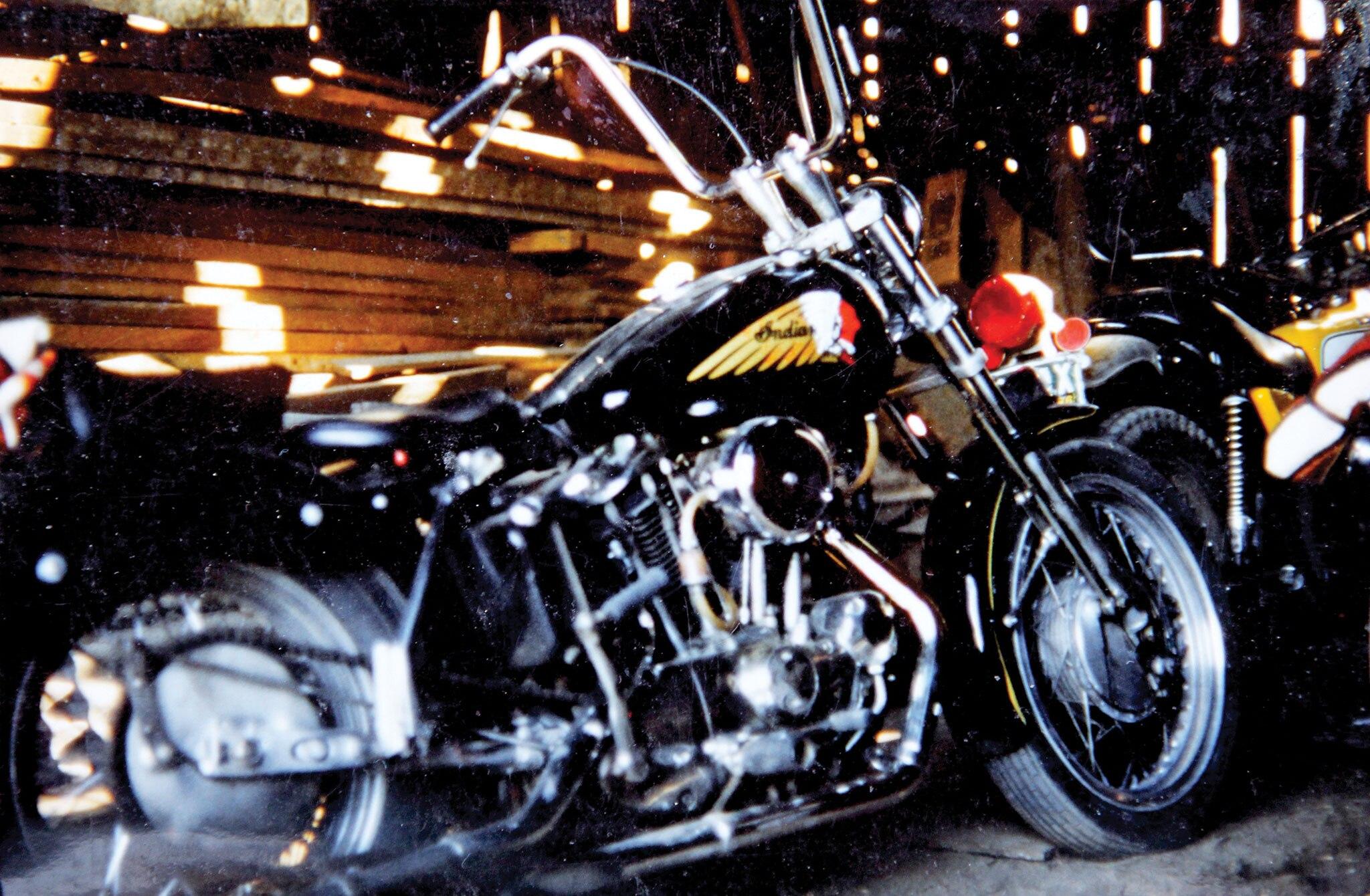 La Bamba Ritchie Died Bob Morales History Motorcycle