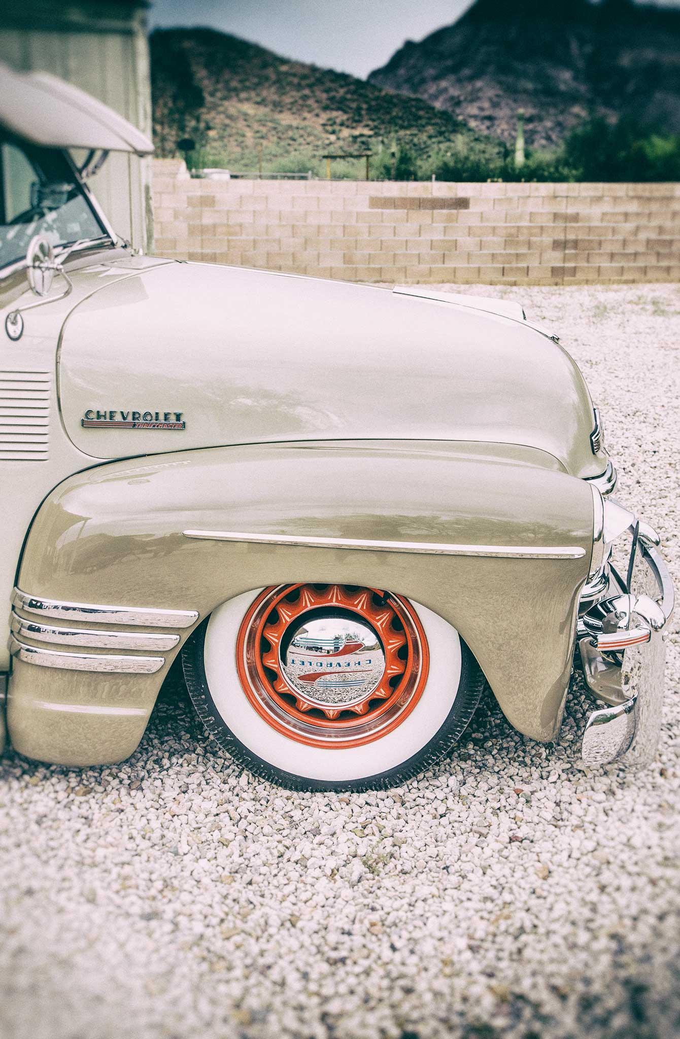 1949 Chevrolet Suburban - SUV Supreme
