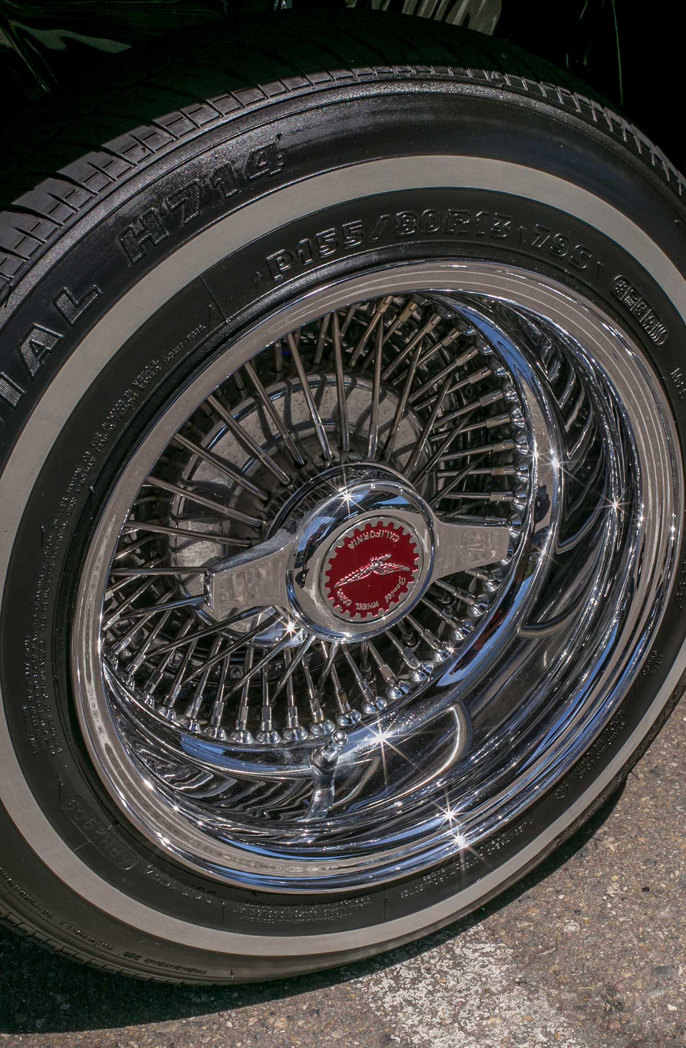 Chevrolet Impala Zenith Wire Wheel
