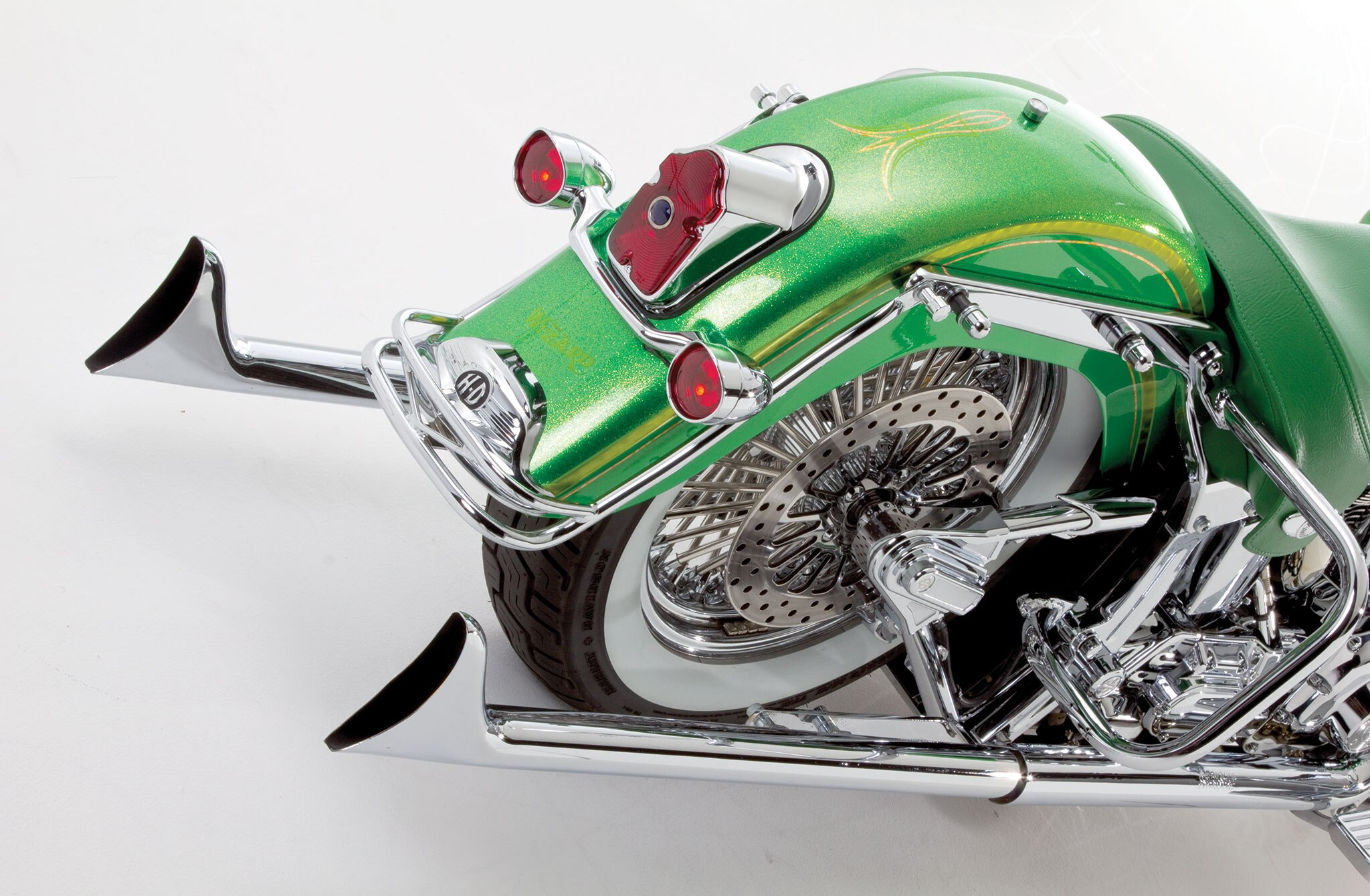 Custom Harley Davidson Motorcycle Paint Jobs