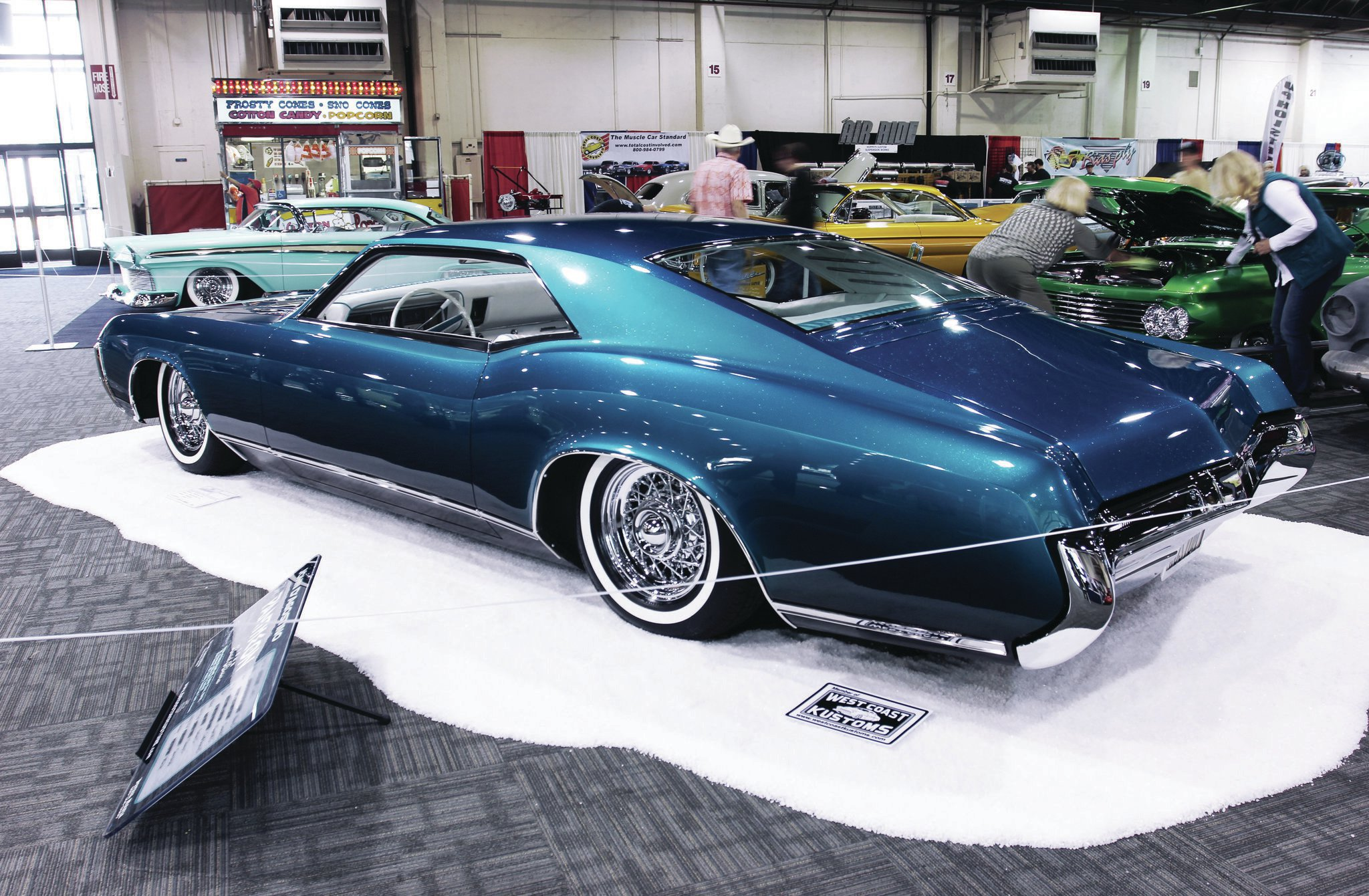 2015 Grand National Roadster Show Lowrider Magazine