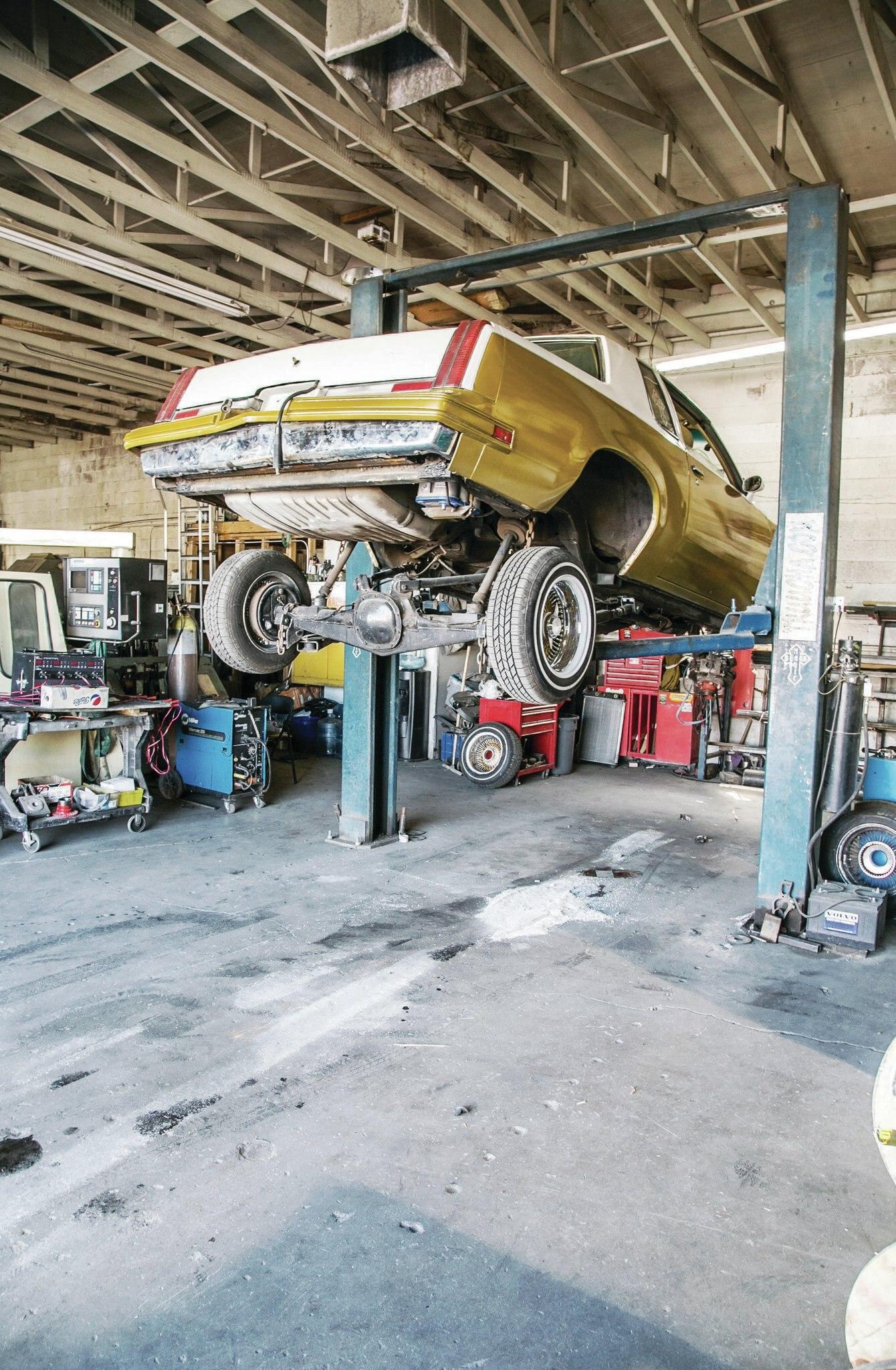 Black Chevy Impala >> Ron Eggers of Black Magic Hydraulics - Lowrider Magazine