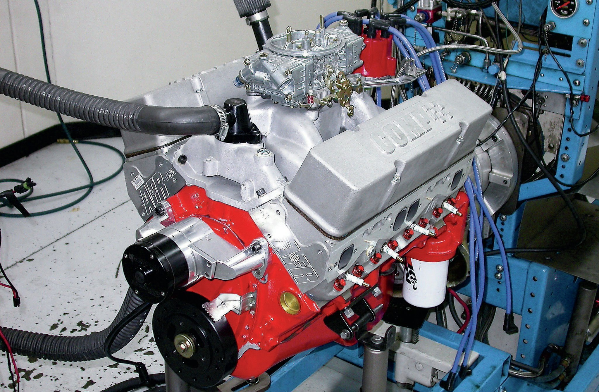 Chevy 350 Small Block Power Upgrades Easy As 1 2 300 Hp
