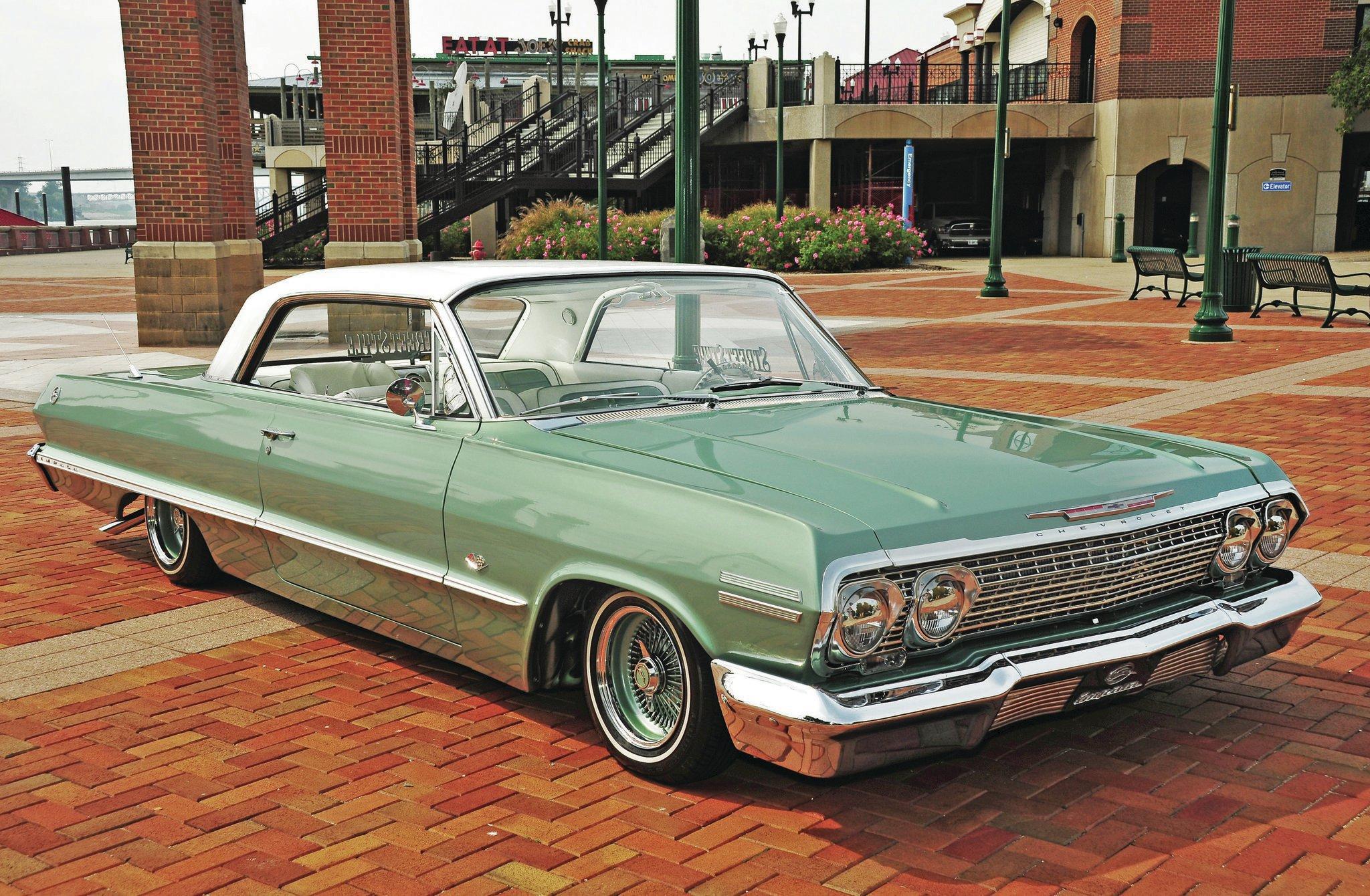 1963 Chevrolet Impala Deal Em Up