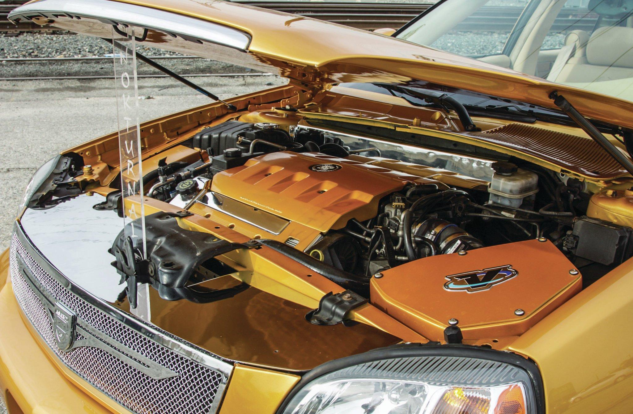 Cadillac Deville Northstar V