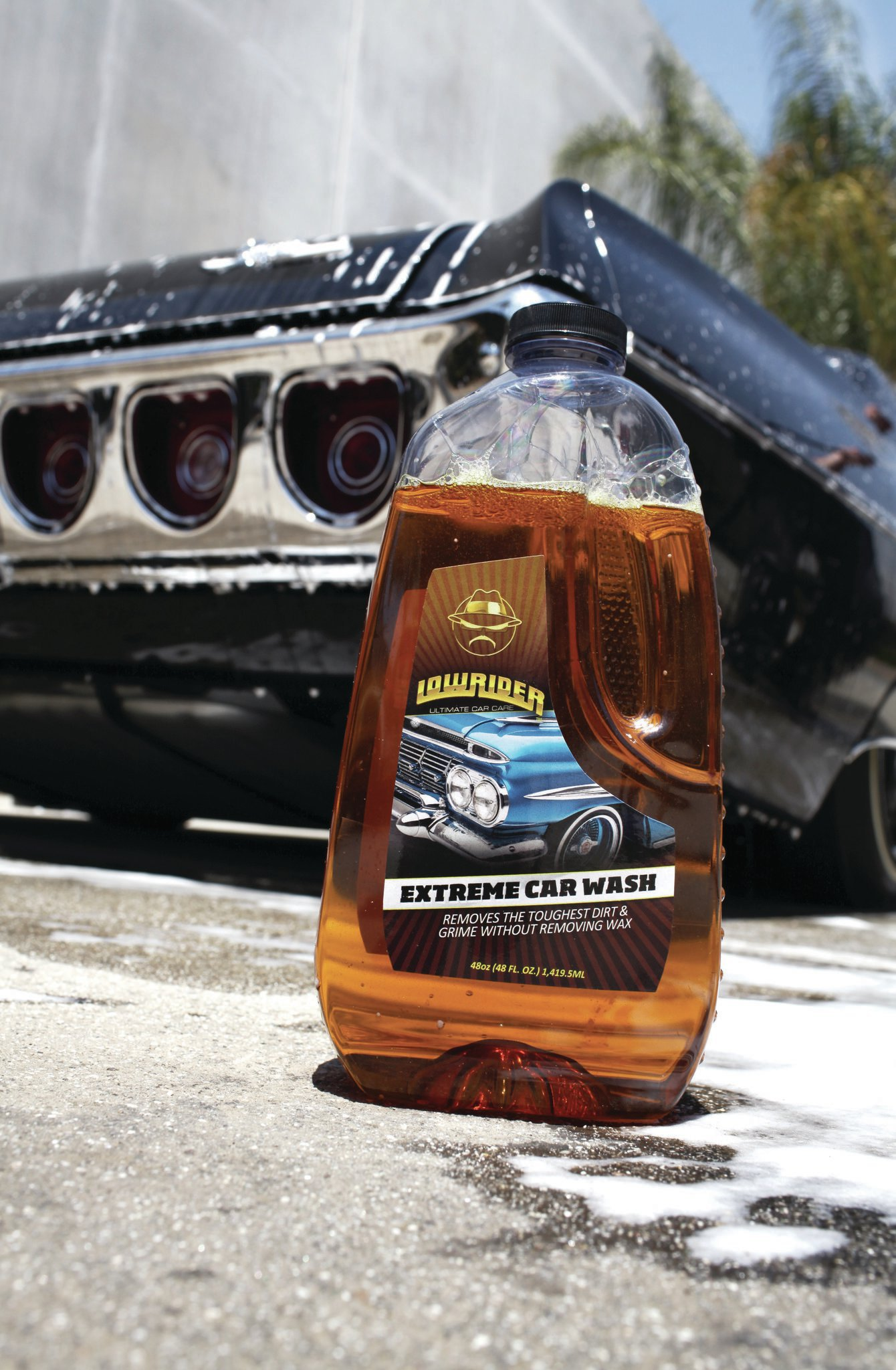 Get Your Shine The Ultimate Car Care Products Lowrider