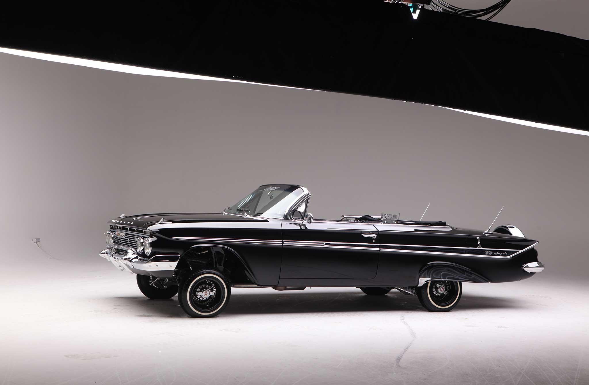 1961 Chevrolet Impala SS Convertible  The KISS Principle